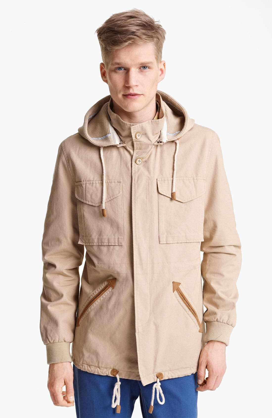 Alternate Image 1 Selected - Shipley & Halmos 'Lake' Field Jacket