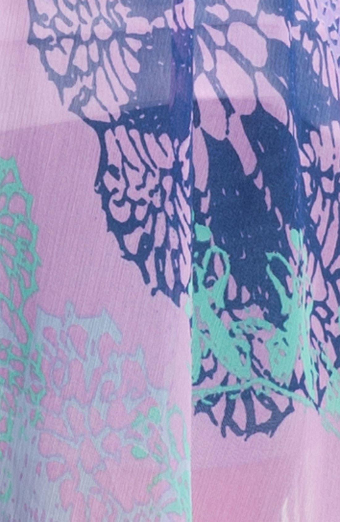 Alternate Image 2  - Sol & Mer 'Pollen Stencil' Kimono