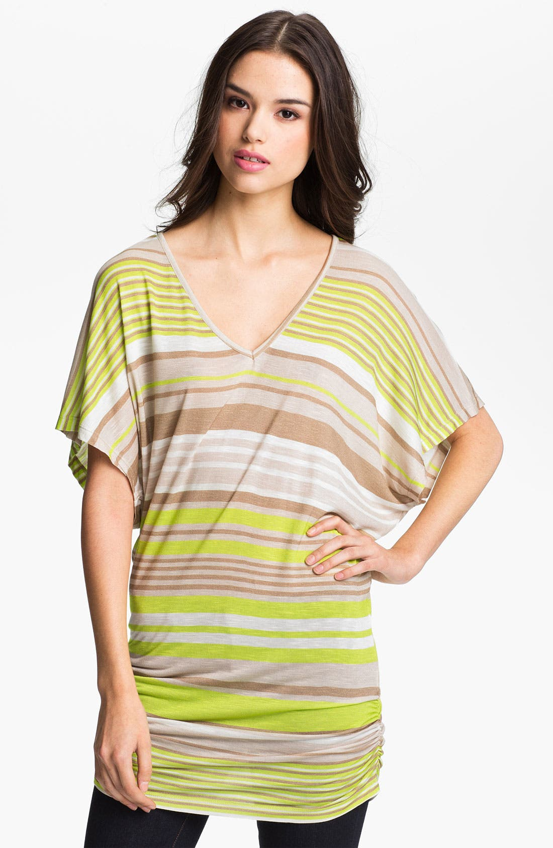 Main Image - Young, Fabulous & Broke 'Trish' Stripe Top
