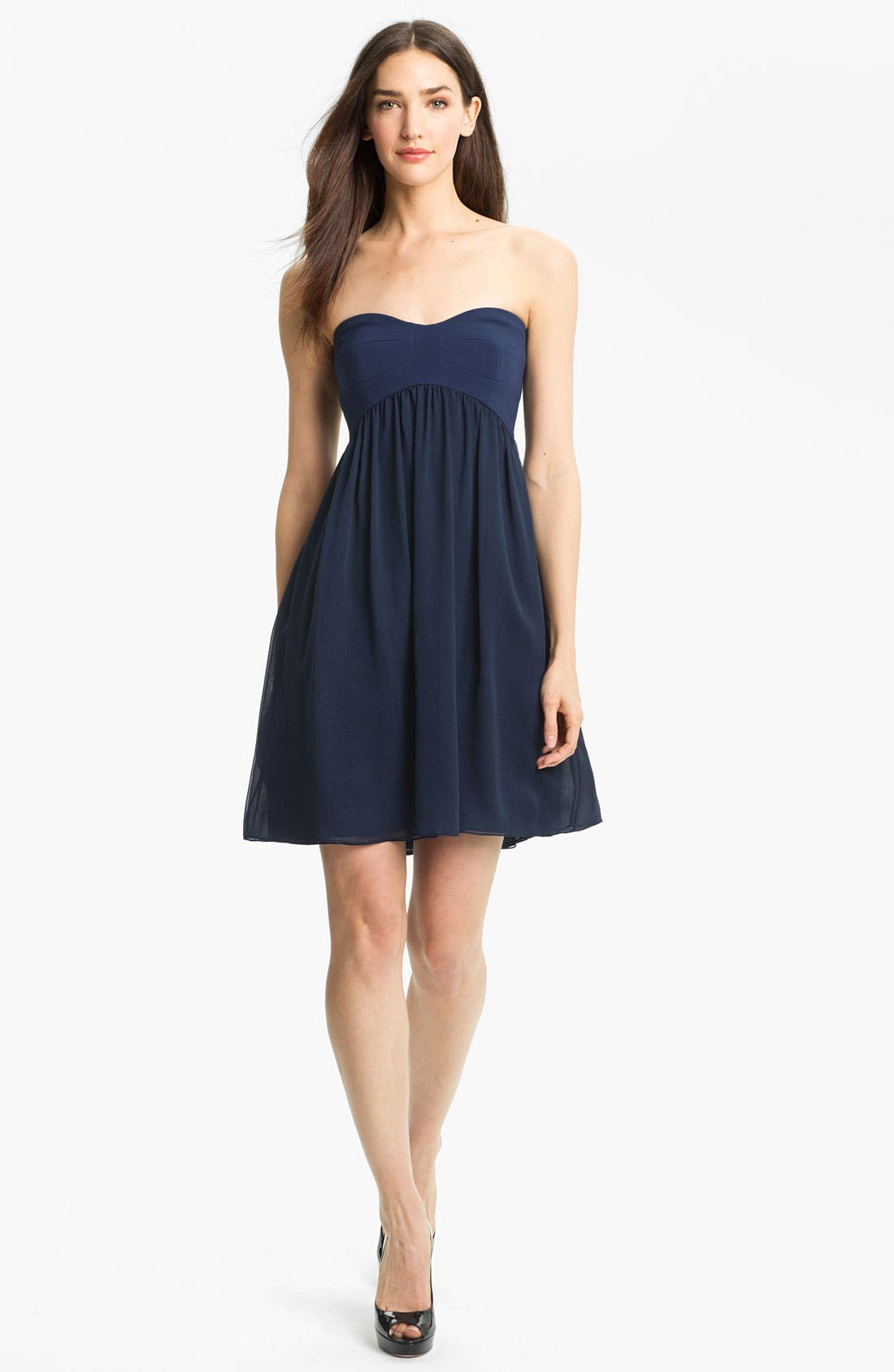 Alternate Image 1 Selected - Diane von Furstenberg 'Asti' A-Line Dress