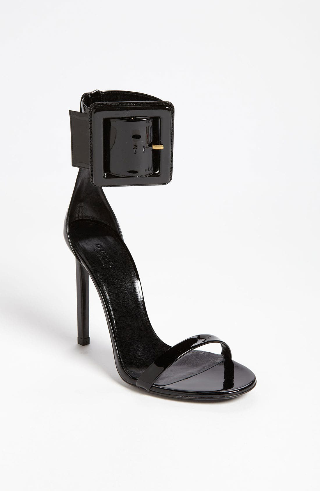 Alternate Image 1 Selected - Gucci 'Victoire' Ankle Cuff Sandal
