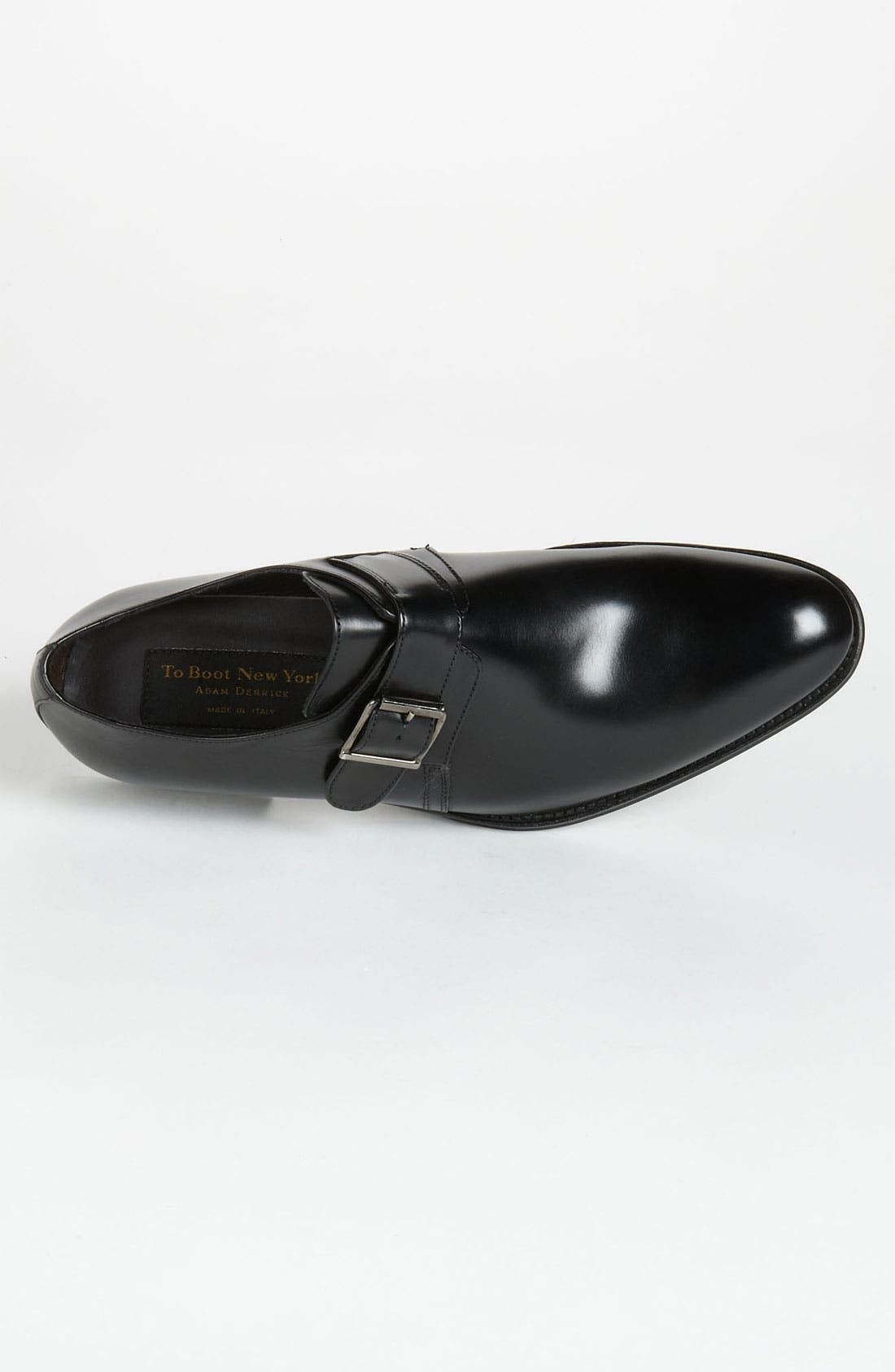 Alternate Image 3  - To Boot New York 'Campbell' Monk Strap Slip-On