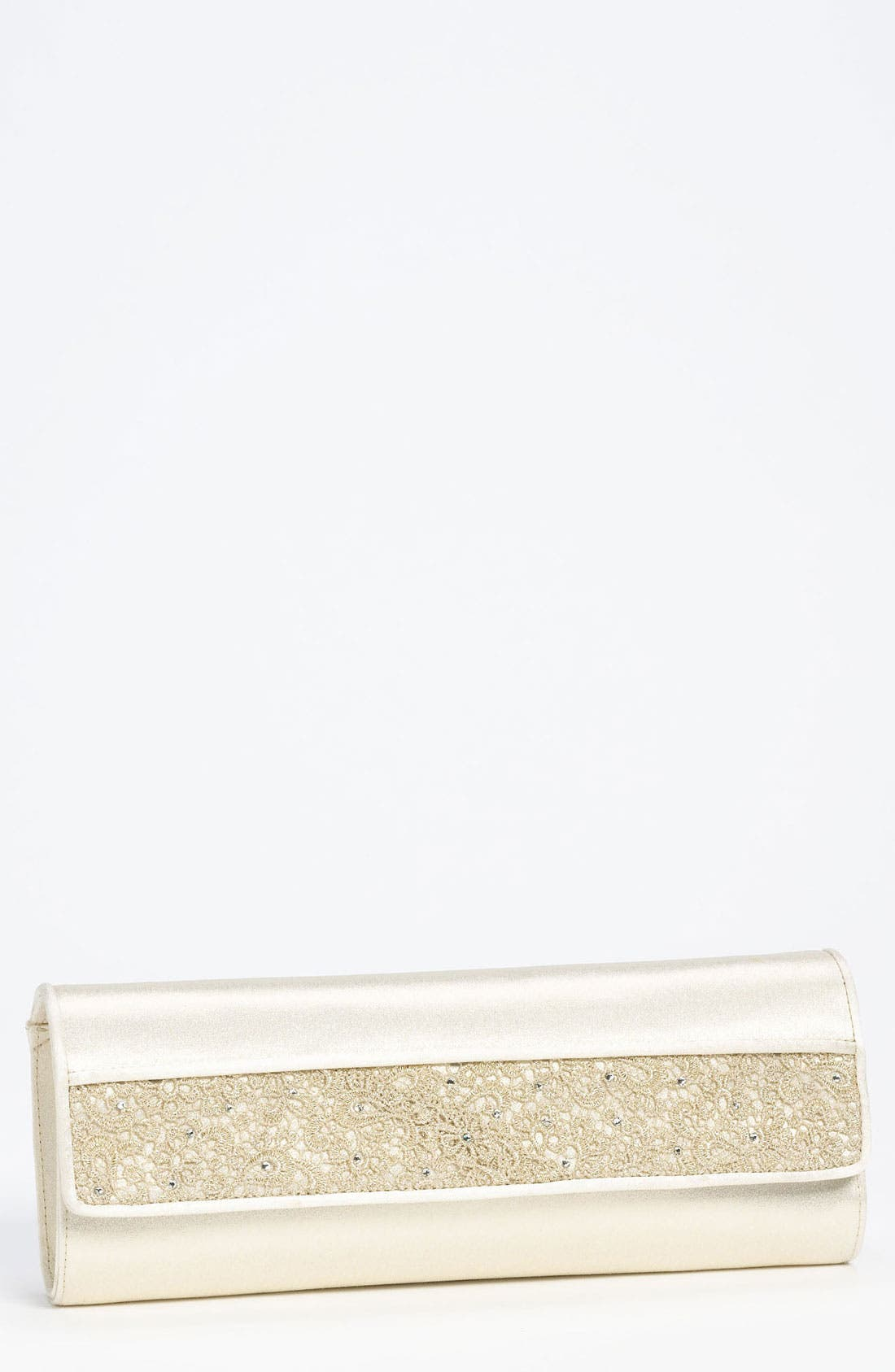 Alternate Image 1 Selected - Stuart Weitzman 'Madamlace' Clutch