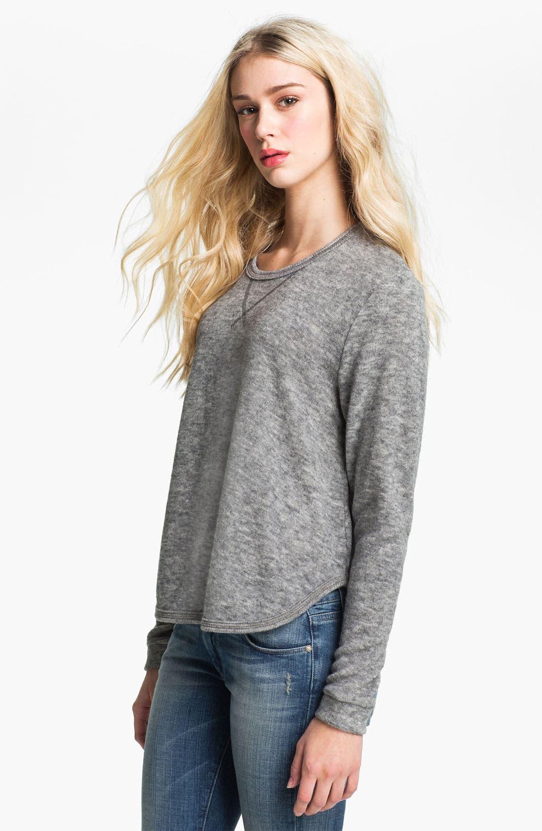 Alternate Image 1 Selected - Obey 'Smokey Mountain' Sweatshirt