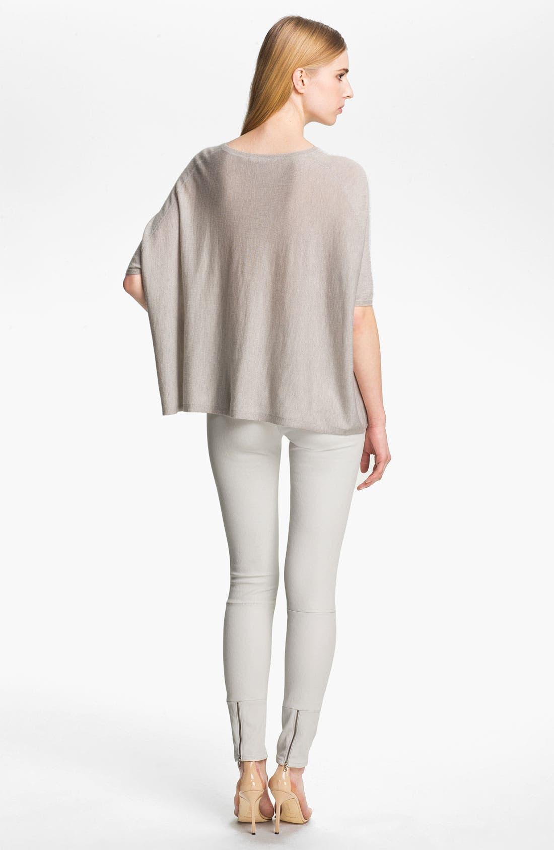 Alternate Image 4  - J Brand Ready-to-Wear 'Ingrid' Cashmere Pullover