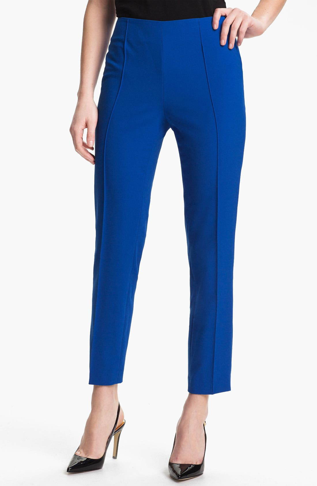 Alternate Image 1 Selected - Calvin Klein Ankle Pants