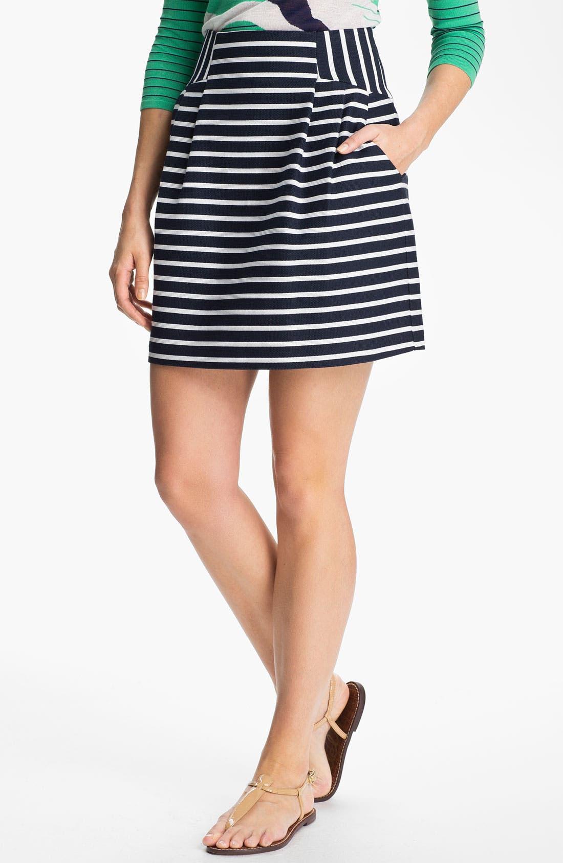 Alternate Image 1 Selected - Nanette Lepore 'Ka-Pow' A-Line Skirt