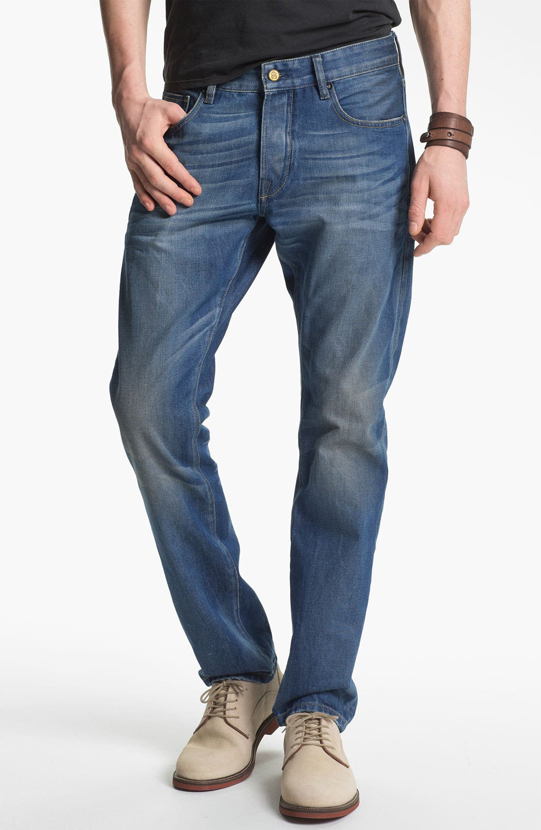 Alternate Image 2  - Scotch & Soda 'Ralston' Slim Straight Leg Jeans (Trump Town)