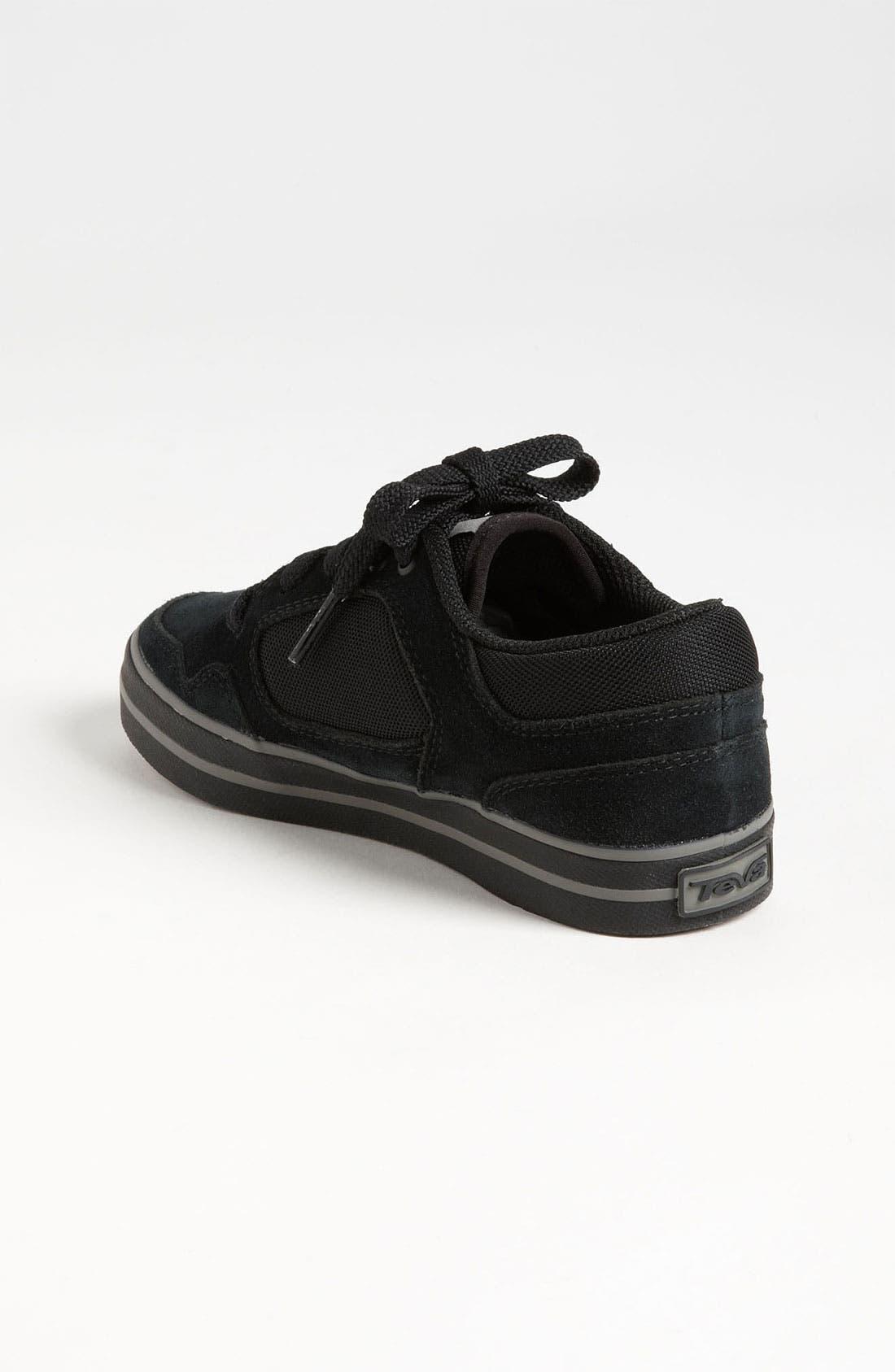Alternate Image 2  - Teva 'Crank J' Sneaker (Little Kid & Big Kid)