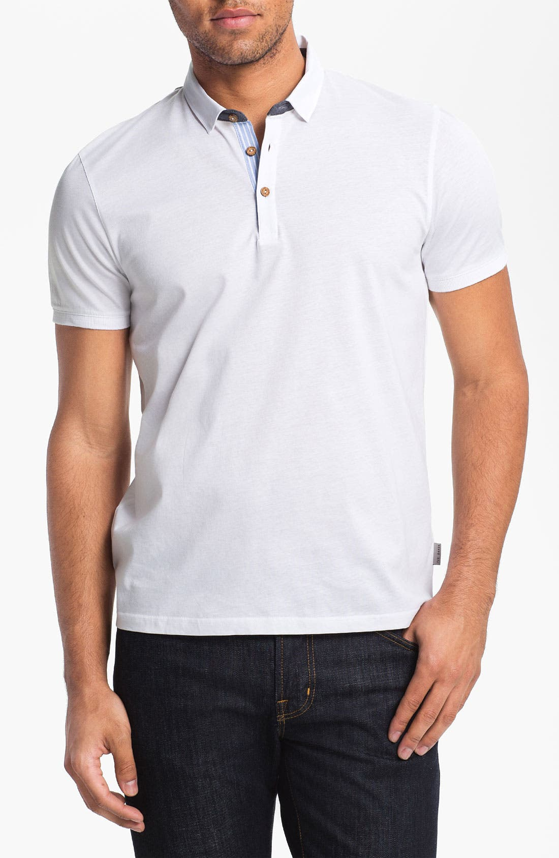 Alternate Image 1 Selected - Ted Baker London 'Newnord' Polo