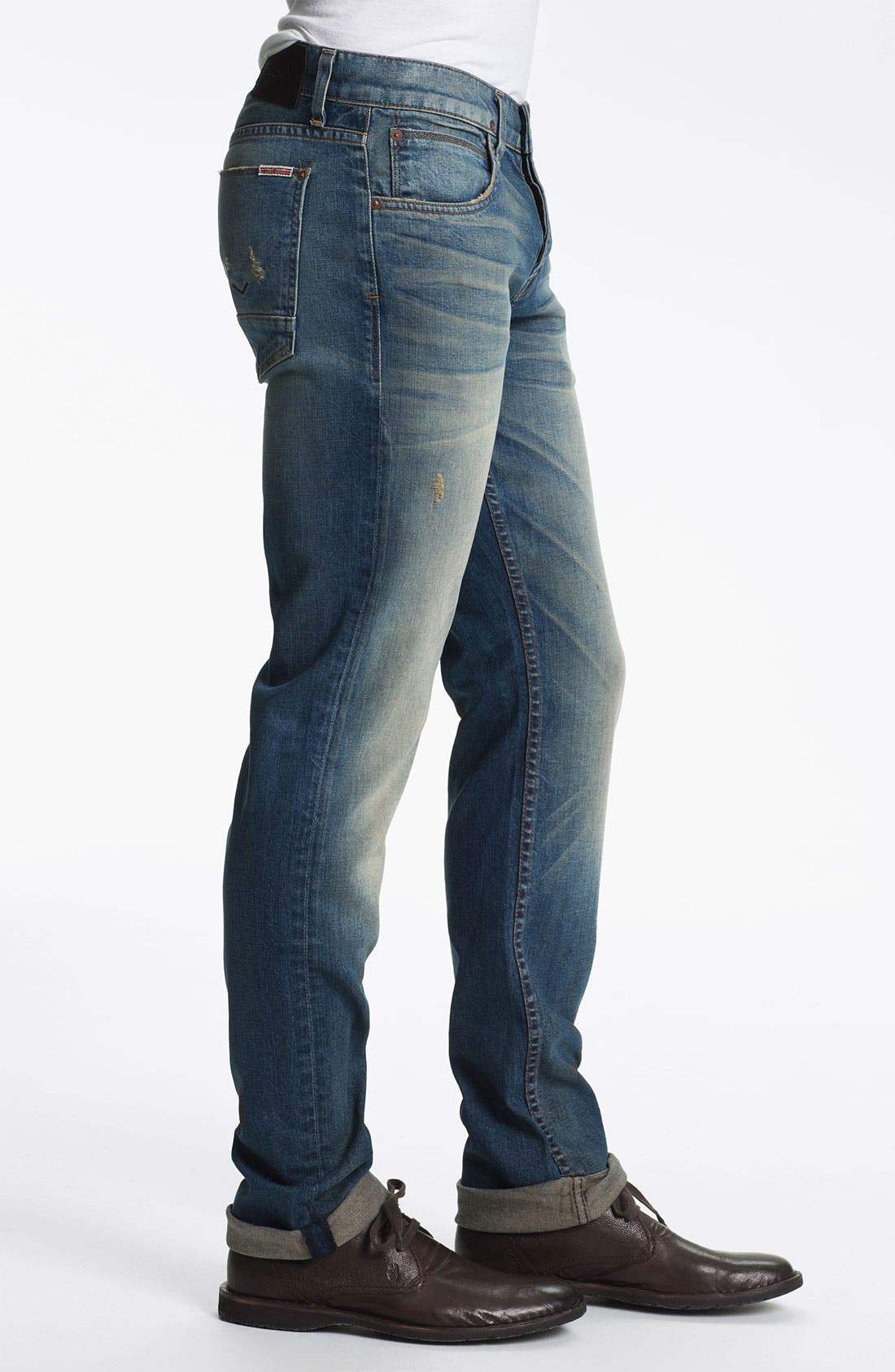 Alternate Image 3  - Hudson Jeans 'Byron' Straight Leg Jeans (Tyler)