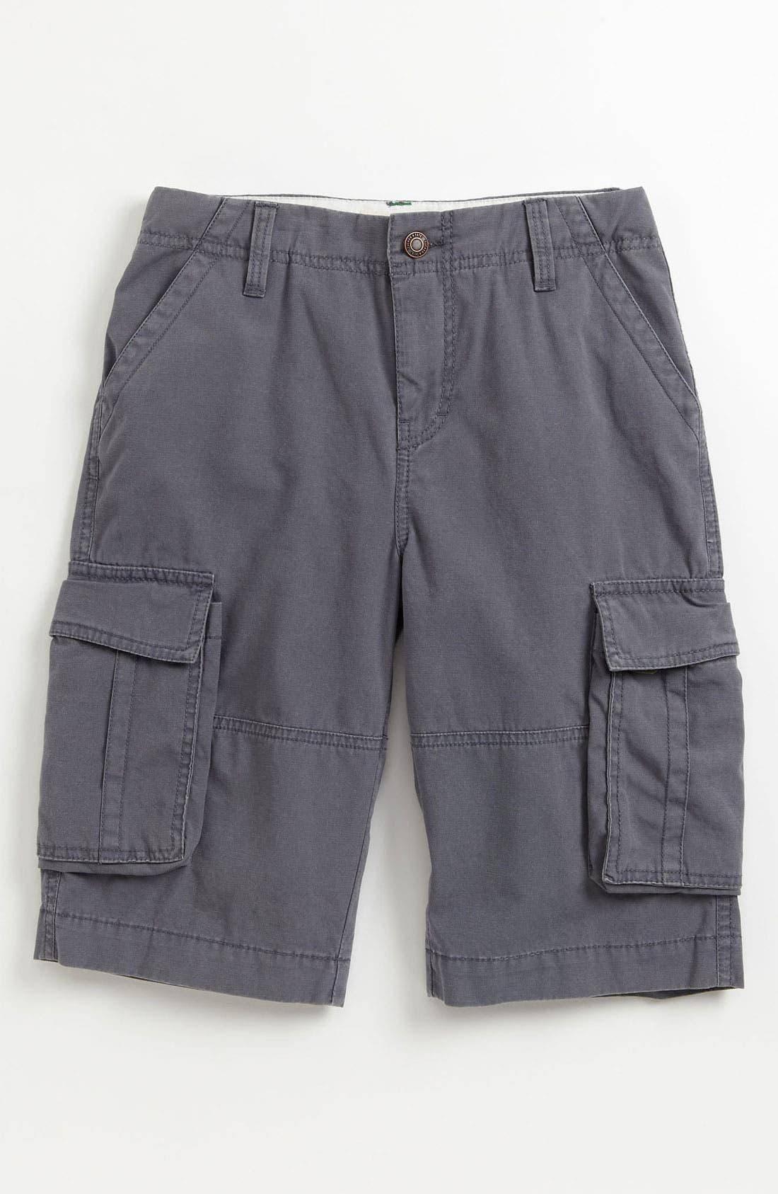 Alternate Image 1 Selected - Tucker + Tate Cargo Shorts (Toddler)