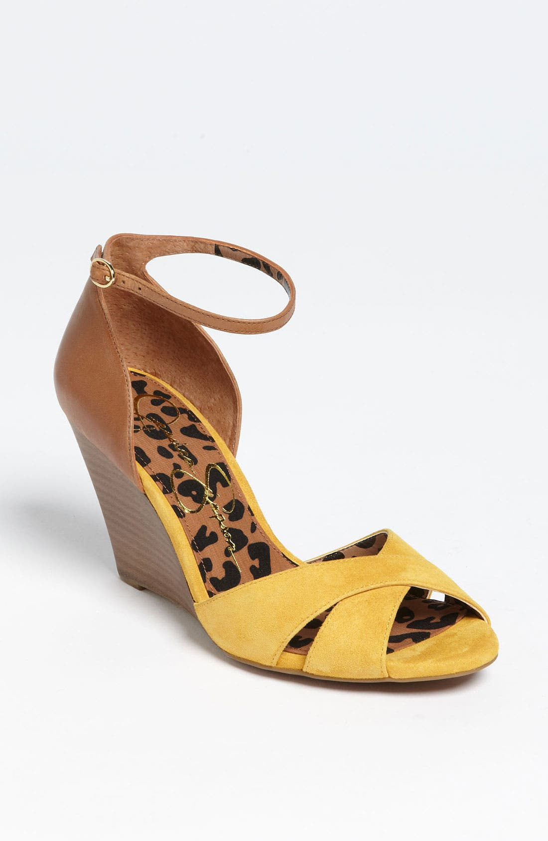 Alternate Image 1 Selected - Jessica Simpson 'Nouta' Sandal