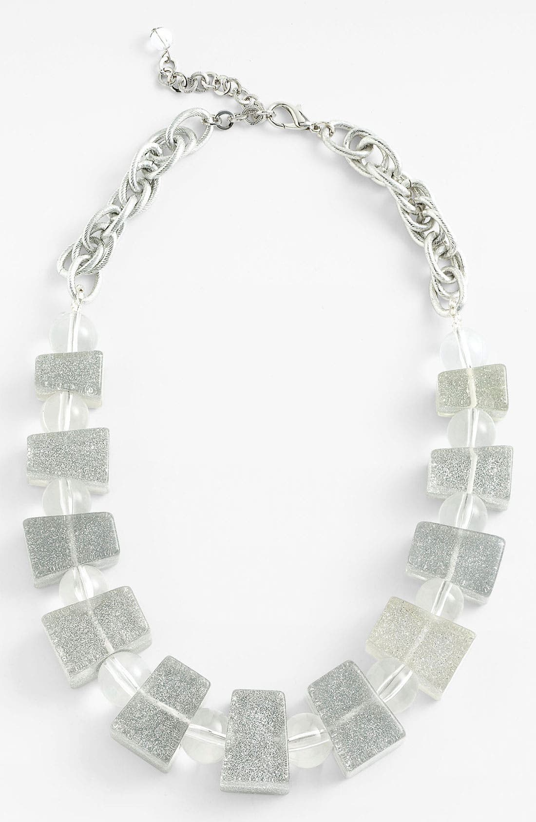 Alternate Image 1 Selected - Guinevere Resin Statement Necklace