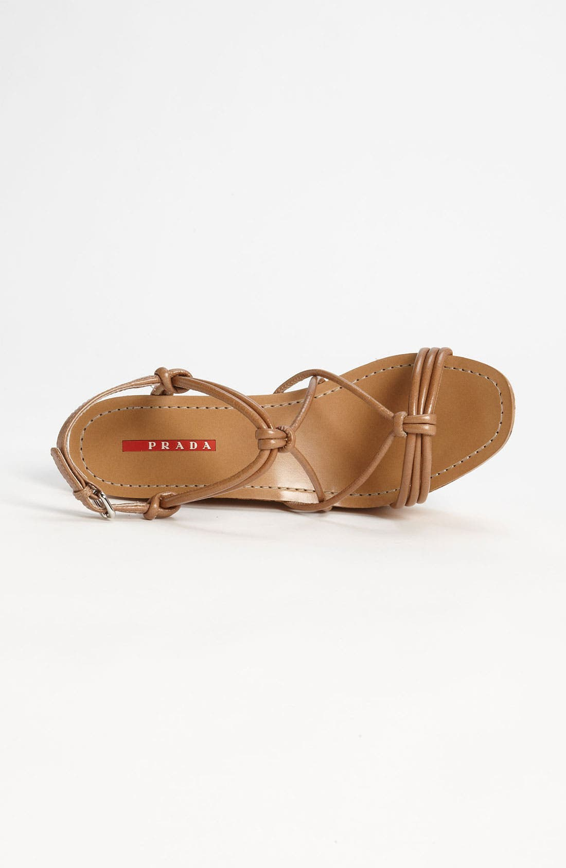 Alternate Image 3  - Prada Cork Wedge Sandal
