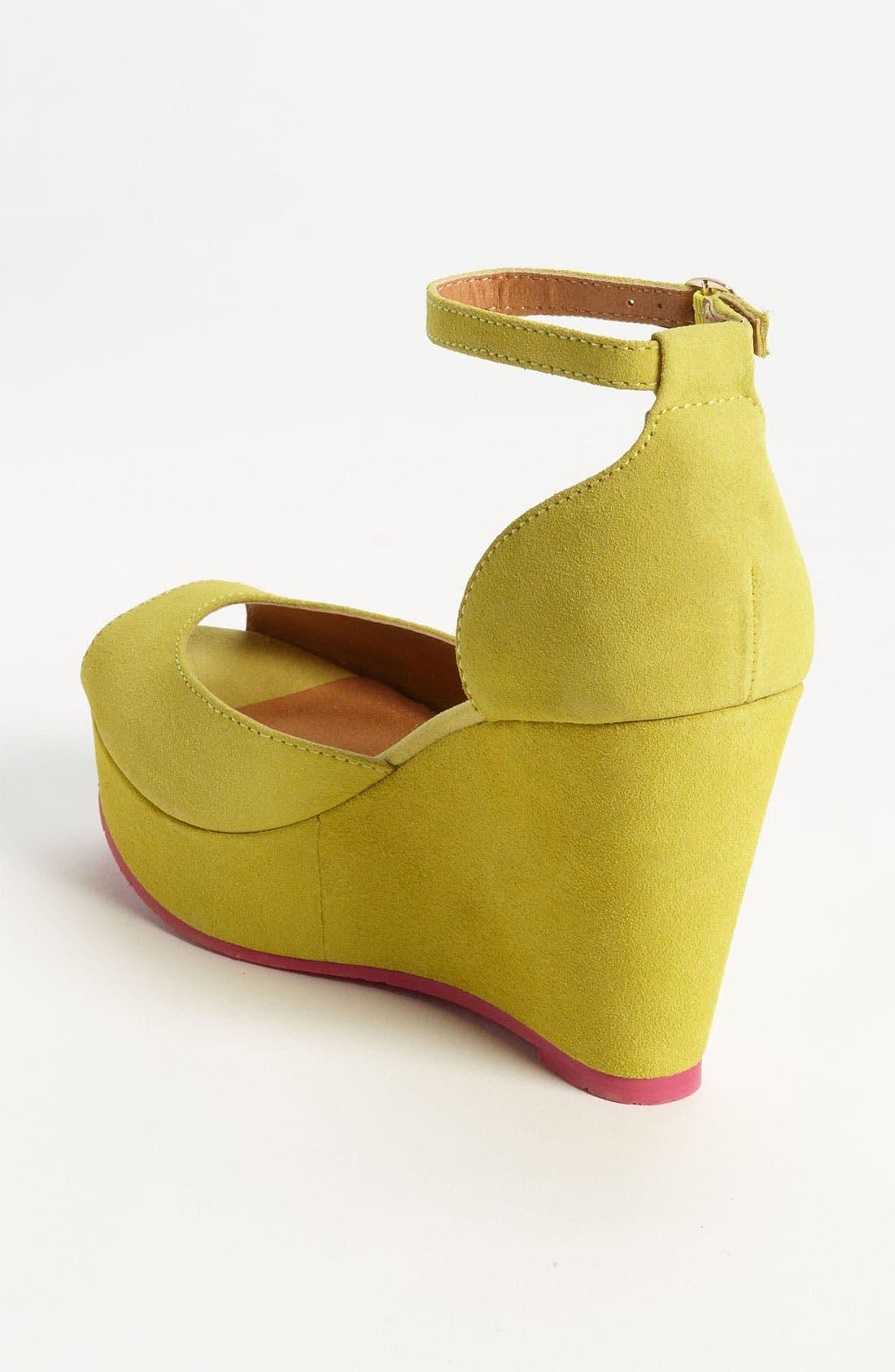 Alternate Image 2  - BC Footwear 'Bright Idea' Wedge Sandal