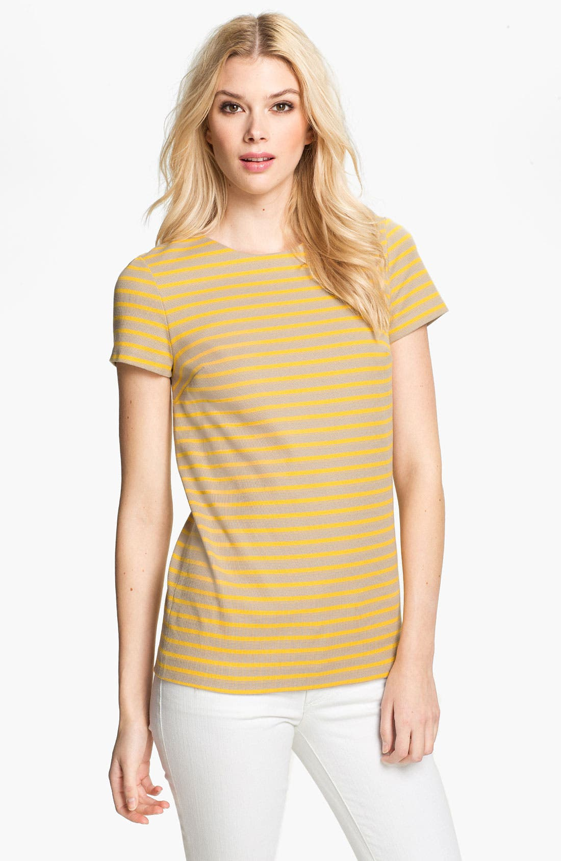Alternate Image 1 Selected - Tory Burch 'Emmy' Tee