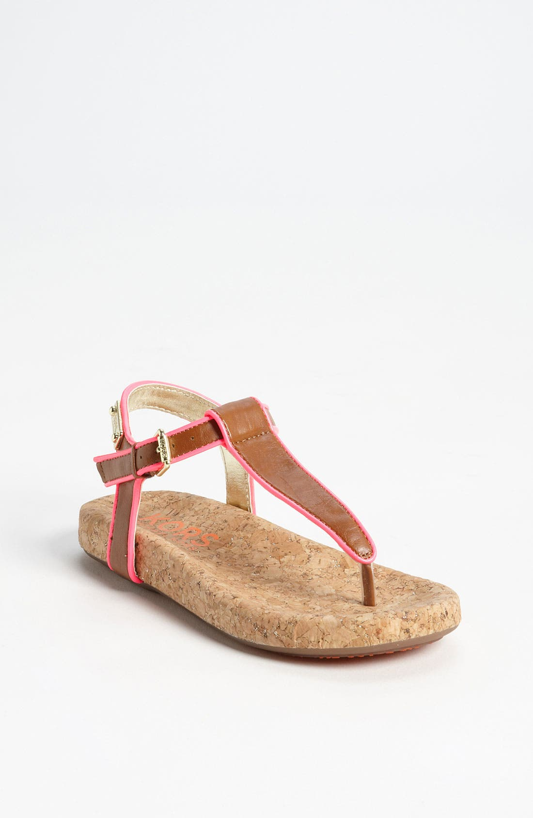 Alternate Image 1 Selected - KORS Michael Kors 'Moonlight' Sandal (Toddler, Little Kid & Big Kid)