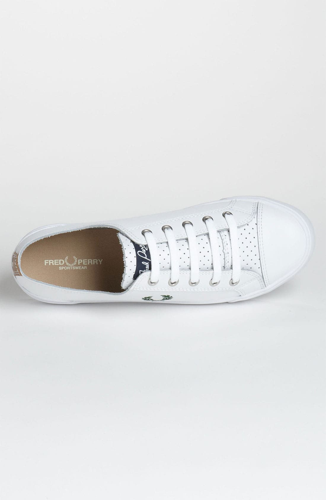 Alternate Image 3  - Fred Perry 'Beresford' Sneaker
