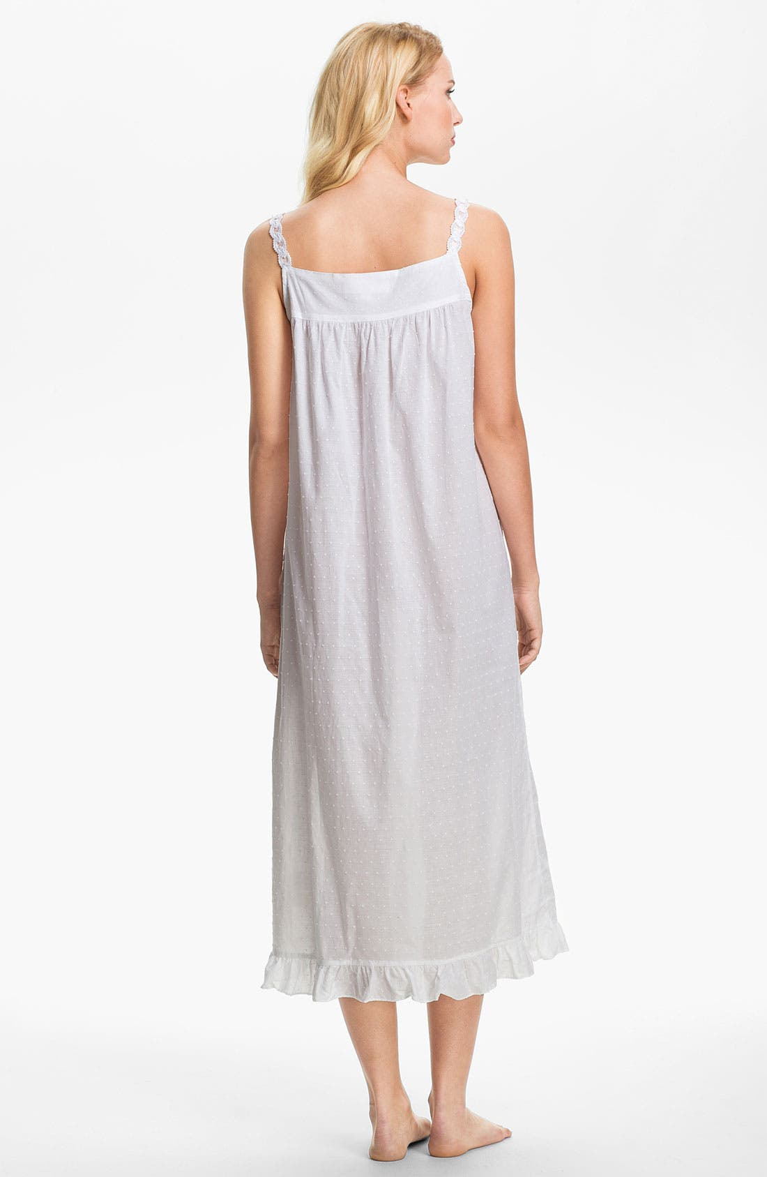 Alternate Image 2  - Eileen West 'Simply Sublime' Nightgown