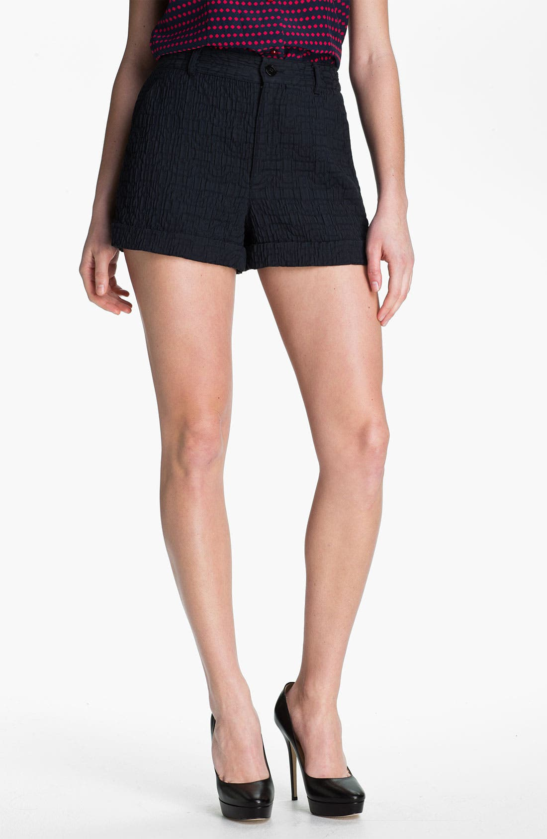 Alternate Image 1 Selected - MARC BY MARC JACOBS Cloqué Shorts
