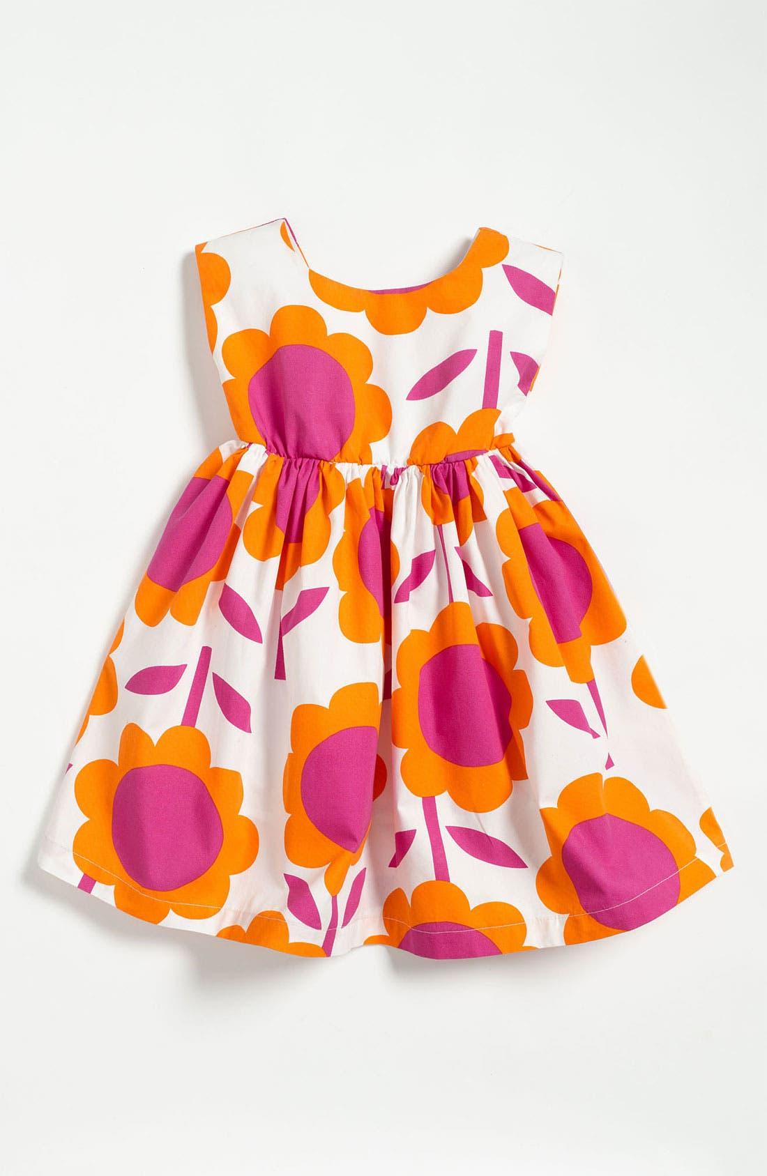 Main Image - Mignone Print Dress (Toddler)