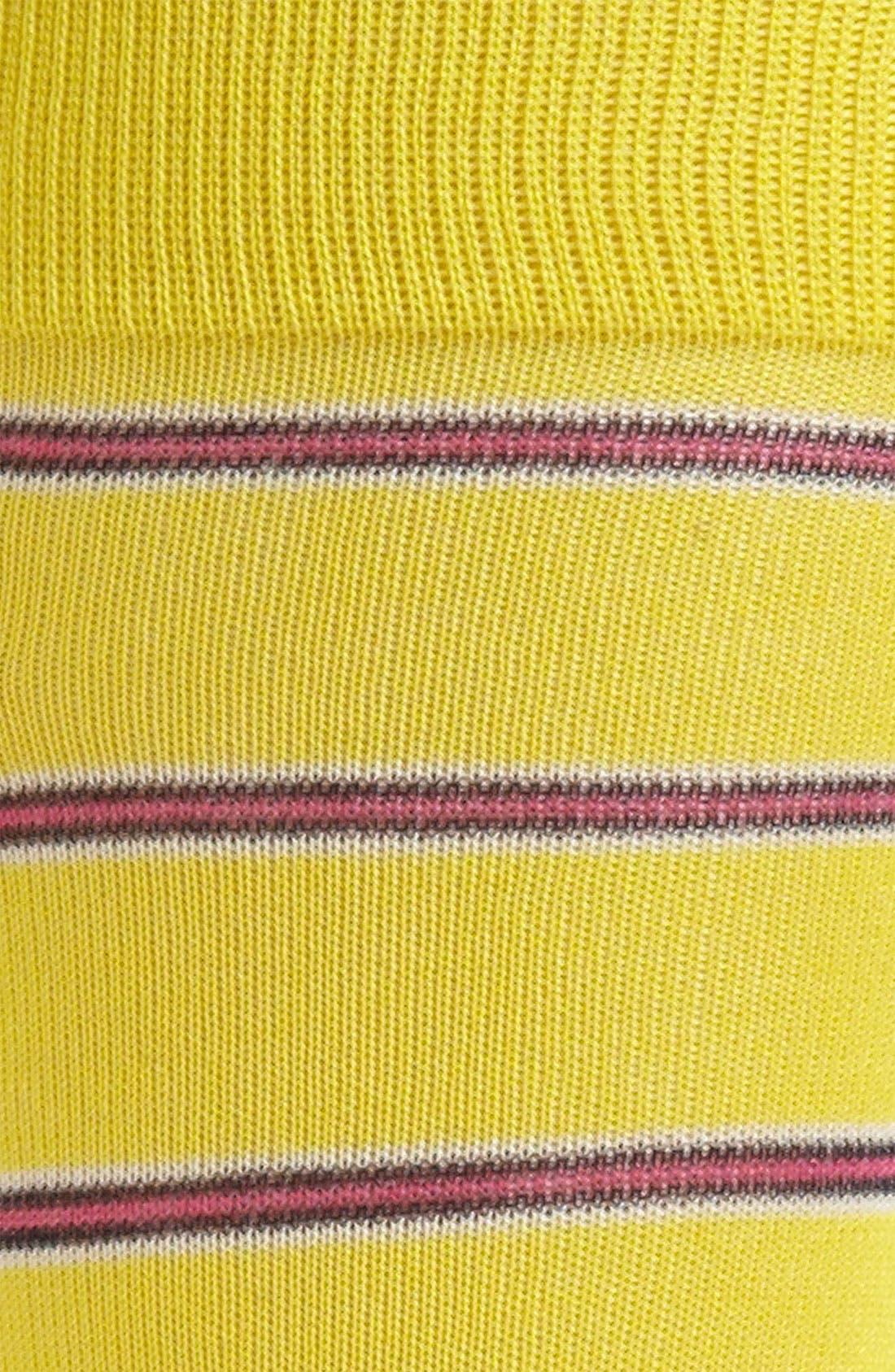 Alternate Image 2  - Polo Ralph Lauren Stripe Socks