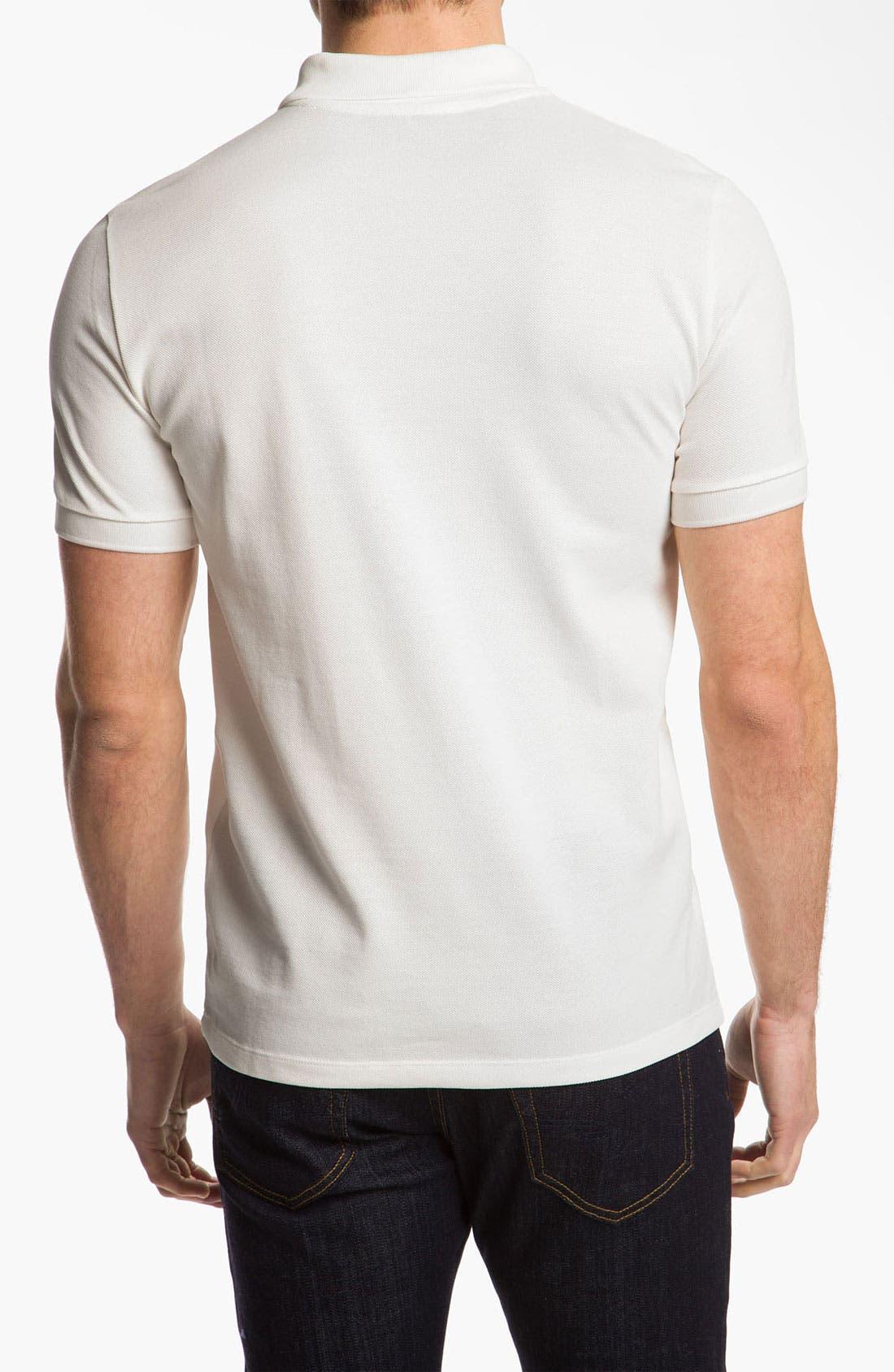 Alternate Image 2  - Versace Cotton Polo Shirt