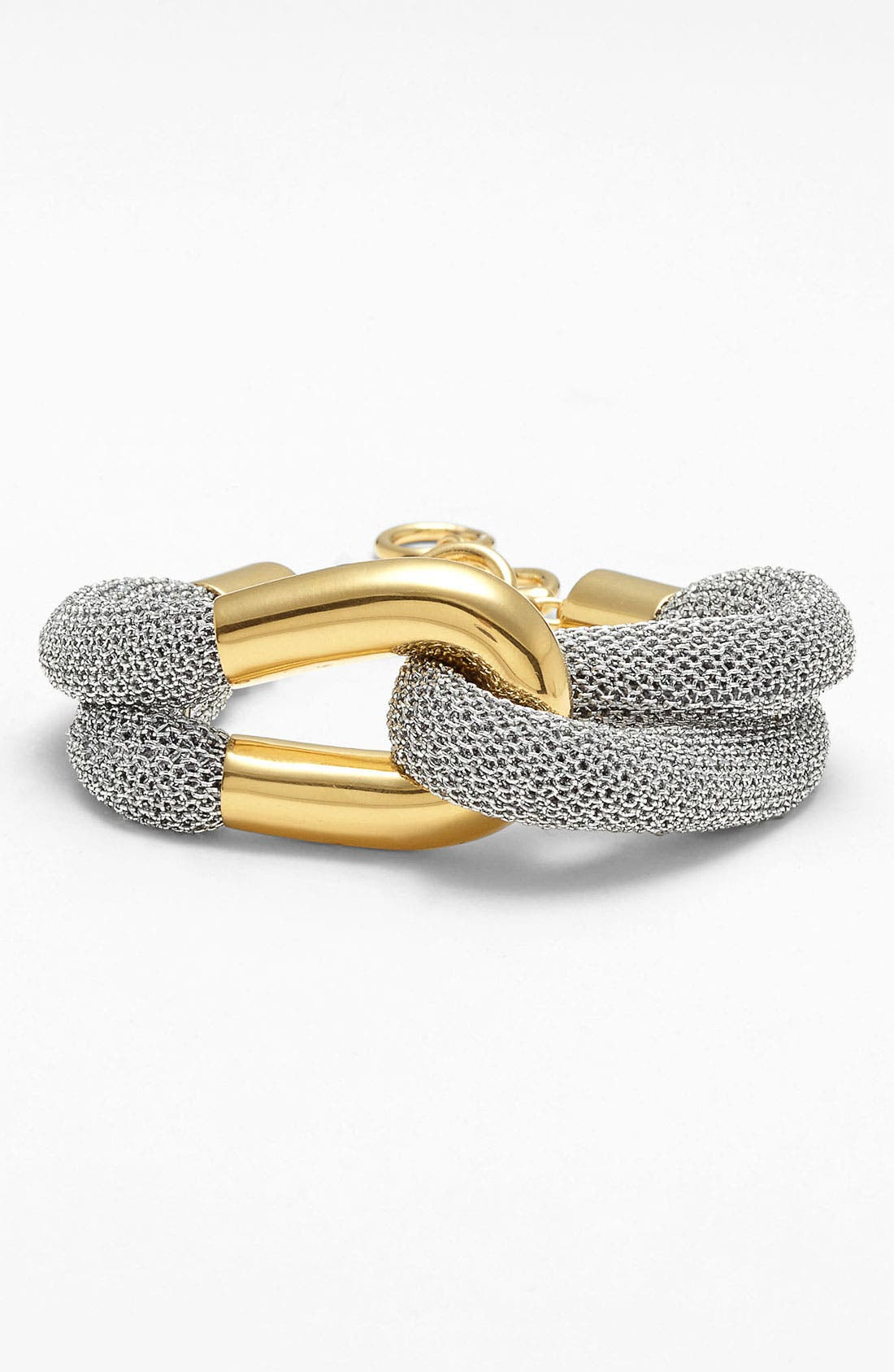 Alternate Image 1 Selected - Adami & Martucci 'Mesh' Toggle Bracelet (Nordstrom Exclusive)