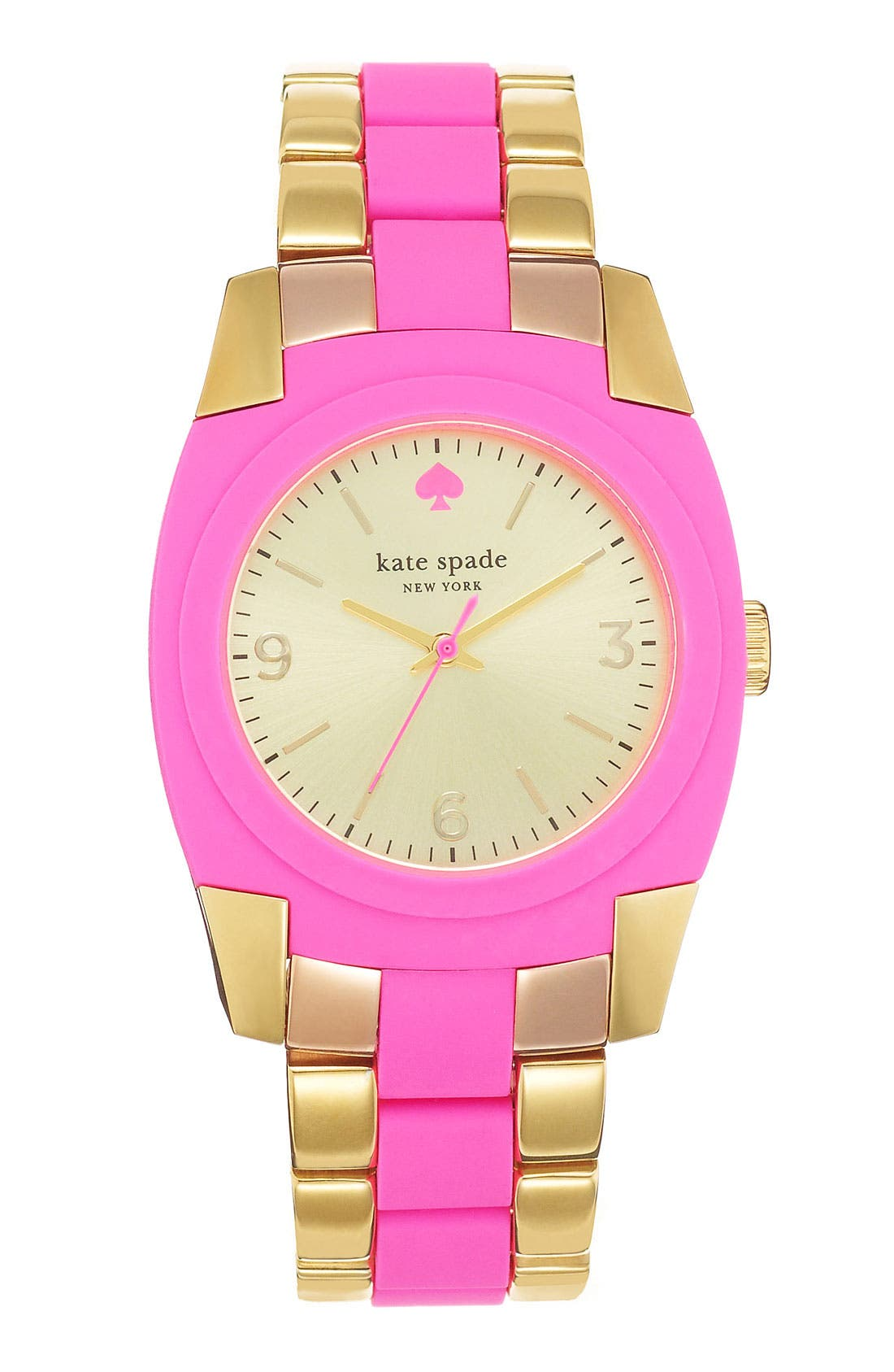 Main Image - kate spade new york 'skyline' bracelet watch, 36mm (Nordstrom Exclusive)