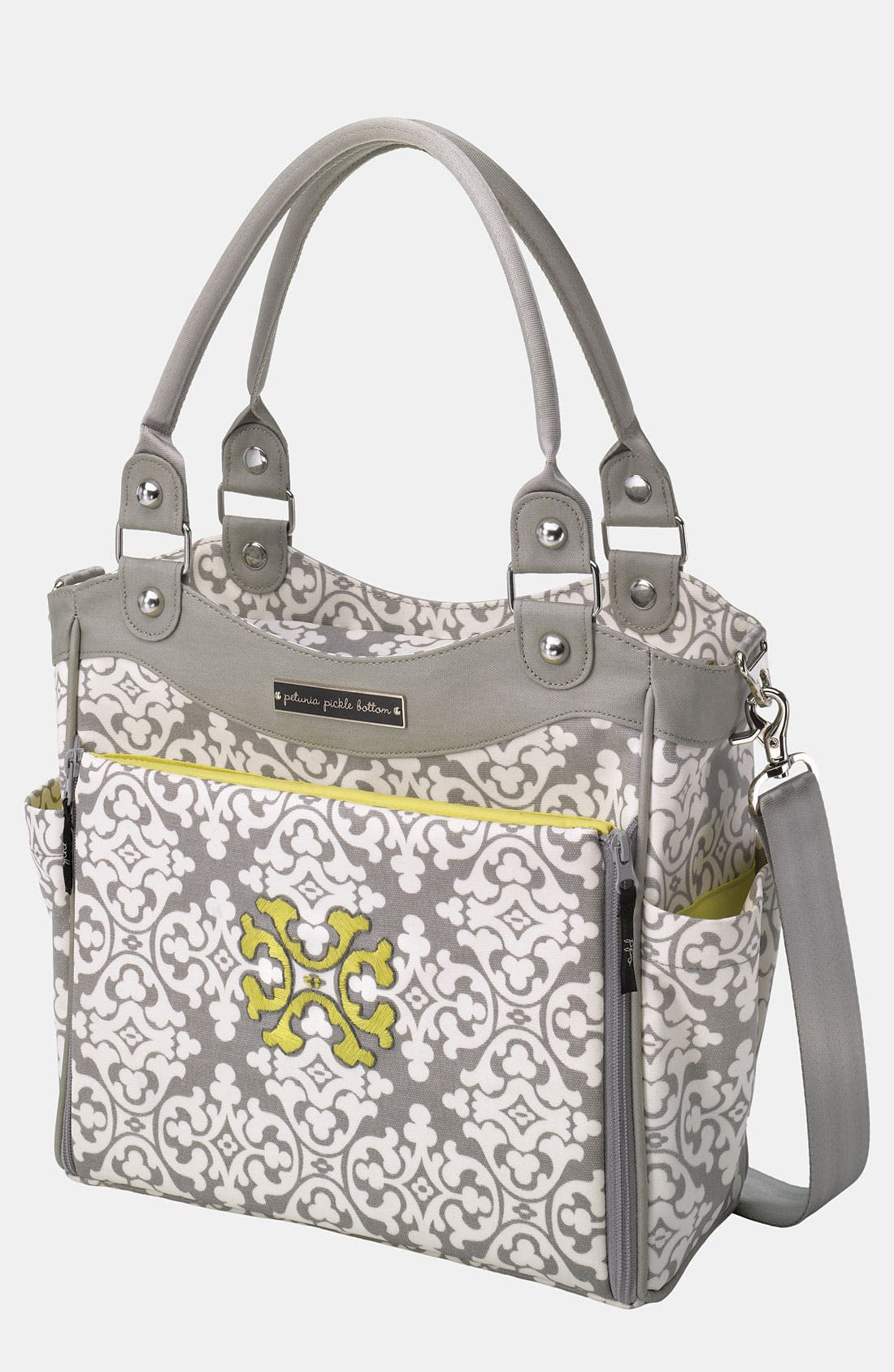Alternate Image 1 Selected - Petunia Pickle Bottom 'City Carryall' Diaper Bag