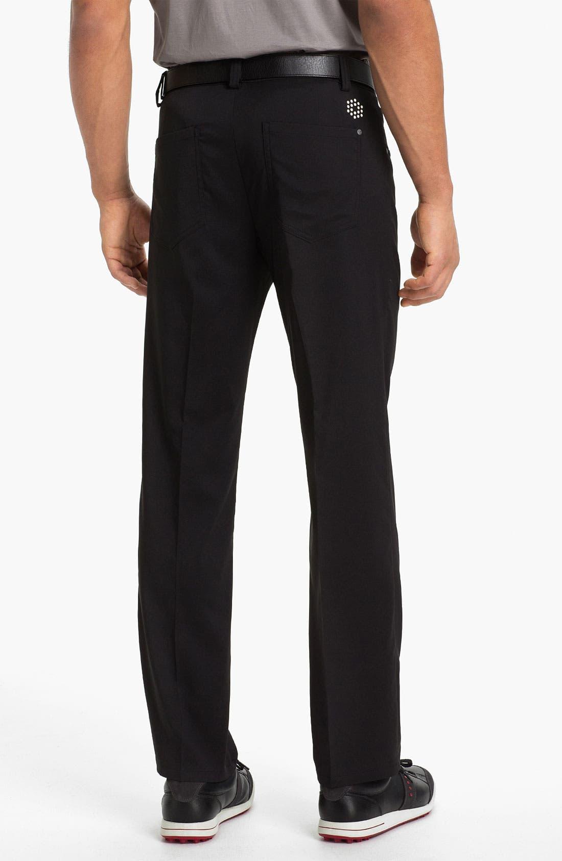 Alternate Image 2  - PUMA GOLF Five Pocket Golf Pants