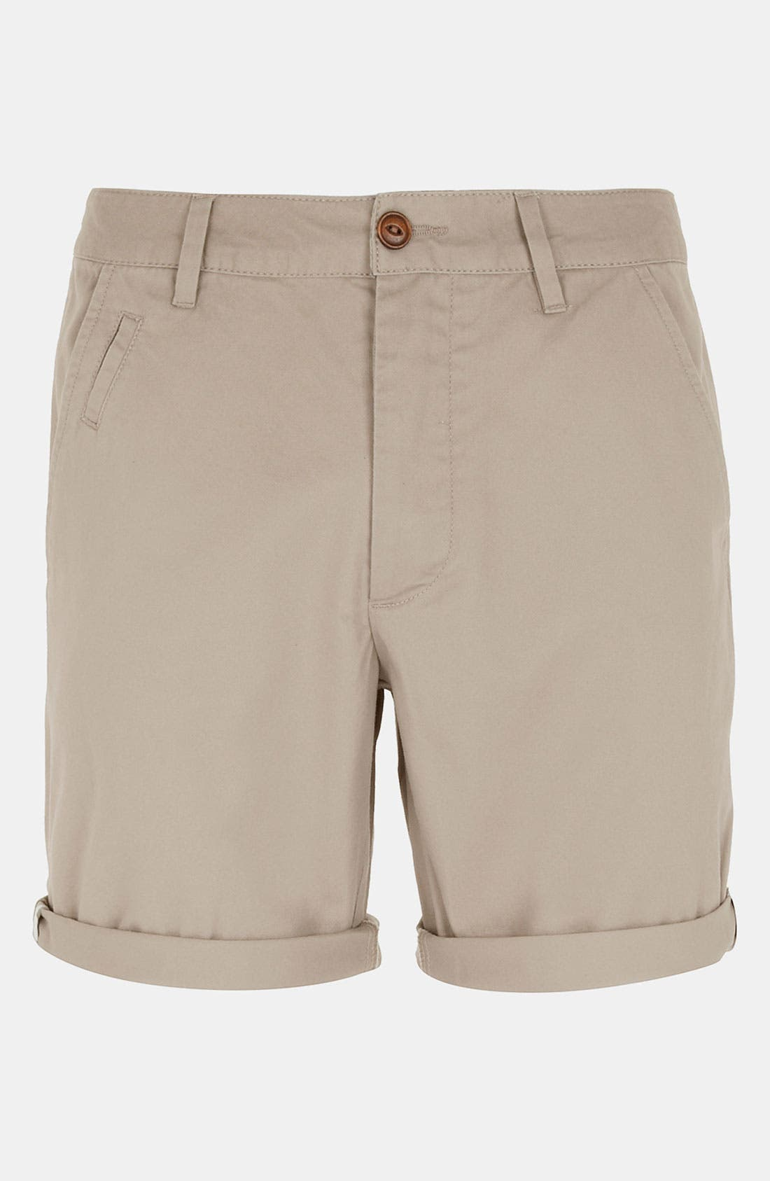 Alternate Image 1 Selected - Topman Cotton Shorts