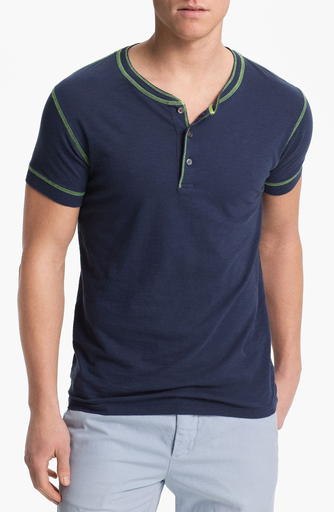 Main Image - MARC BY MARC JACOBS 'Denis' Henley T-Shirt