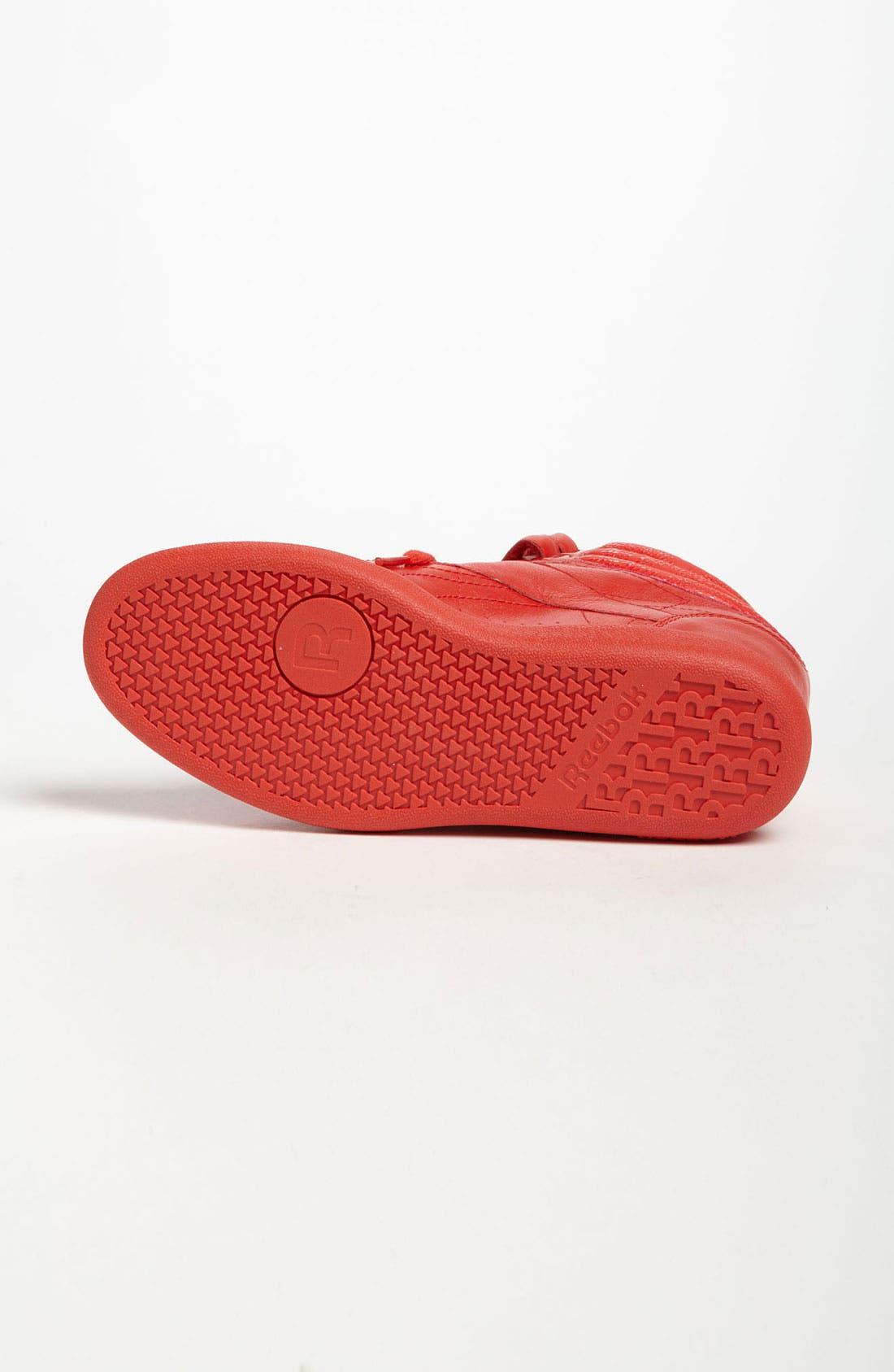 Alternate Image 4  - Reebok 'Freestyle Hi Wedge A. Keys' Sneaker (Women)