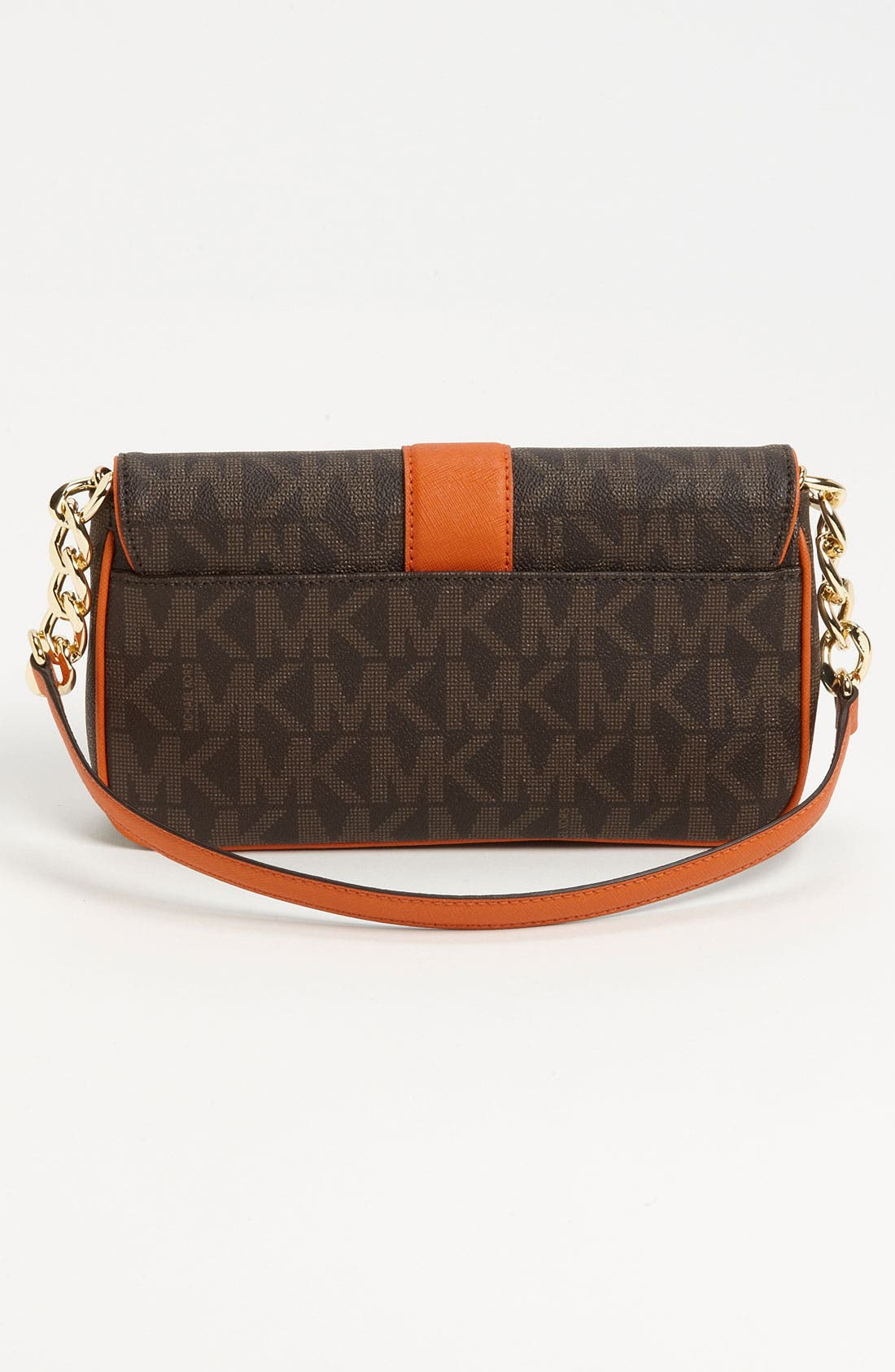 Alternate Image 4  - MICHAEL Michael Kors 'Fulton Signature - Small' Shoulder Bag
