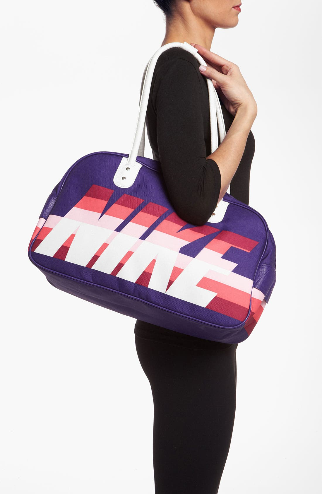 Alternate Image 2  - Nike 'Heritage 76' Print Club Bag