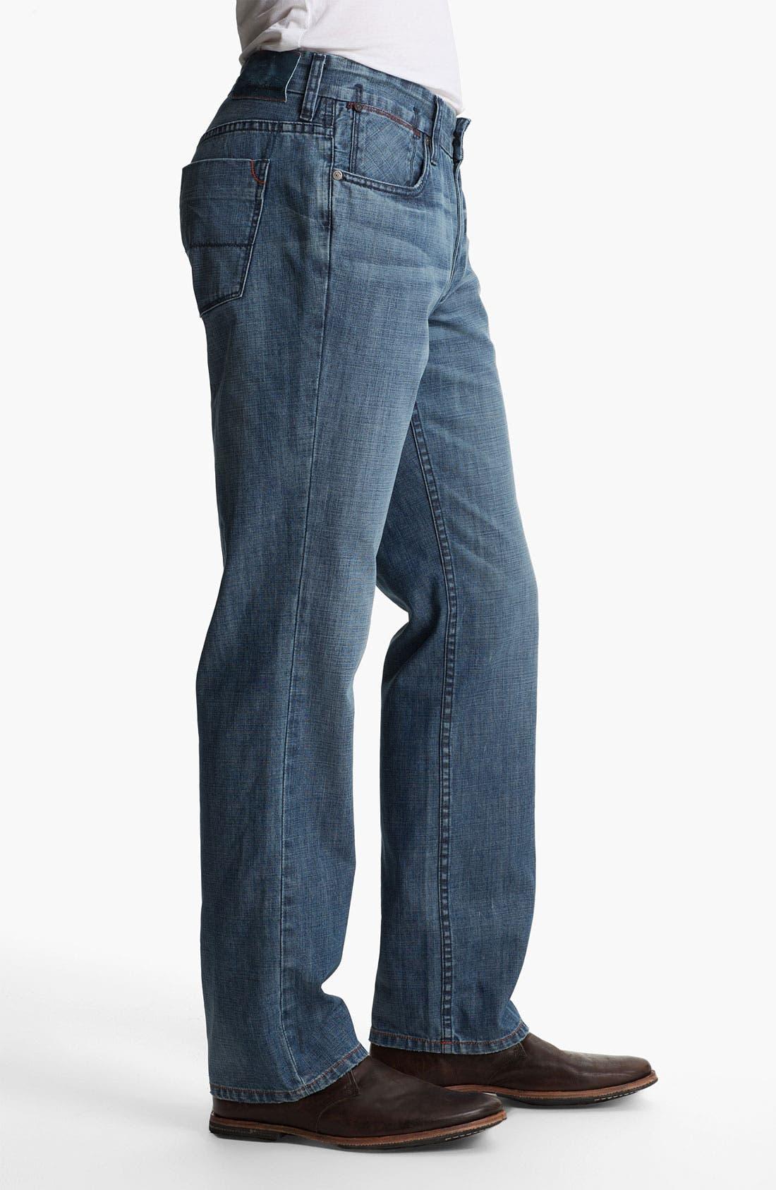 Alternate Image 3  - Tommy Bahama Denim 'Cruz' Authentic Fit Jeans (Medium)