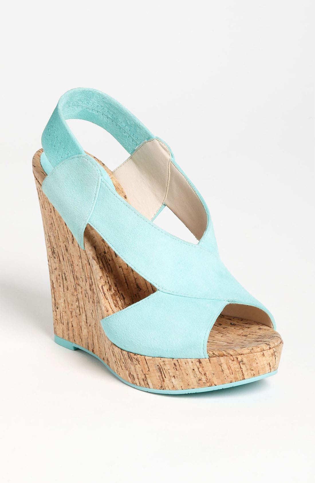 Alternate Image 1 Selected - Pelle Moda 'Dana' Wedge Sandal