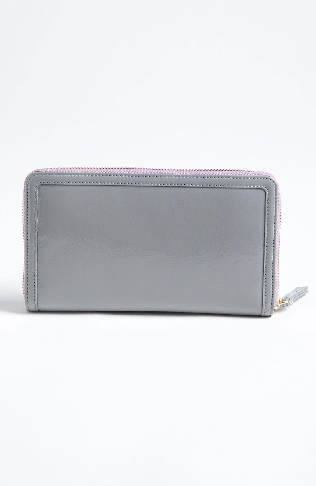 Alternate Image 4  - Halogen Zip Around Wallet