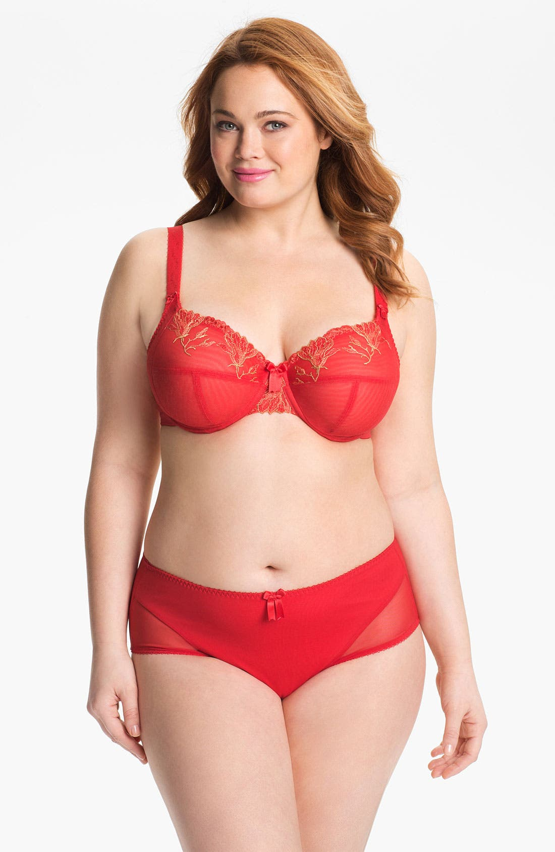 Alternate Image 4  - Elomi 'Maggie' Underwire Bra (Plus Size)