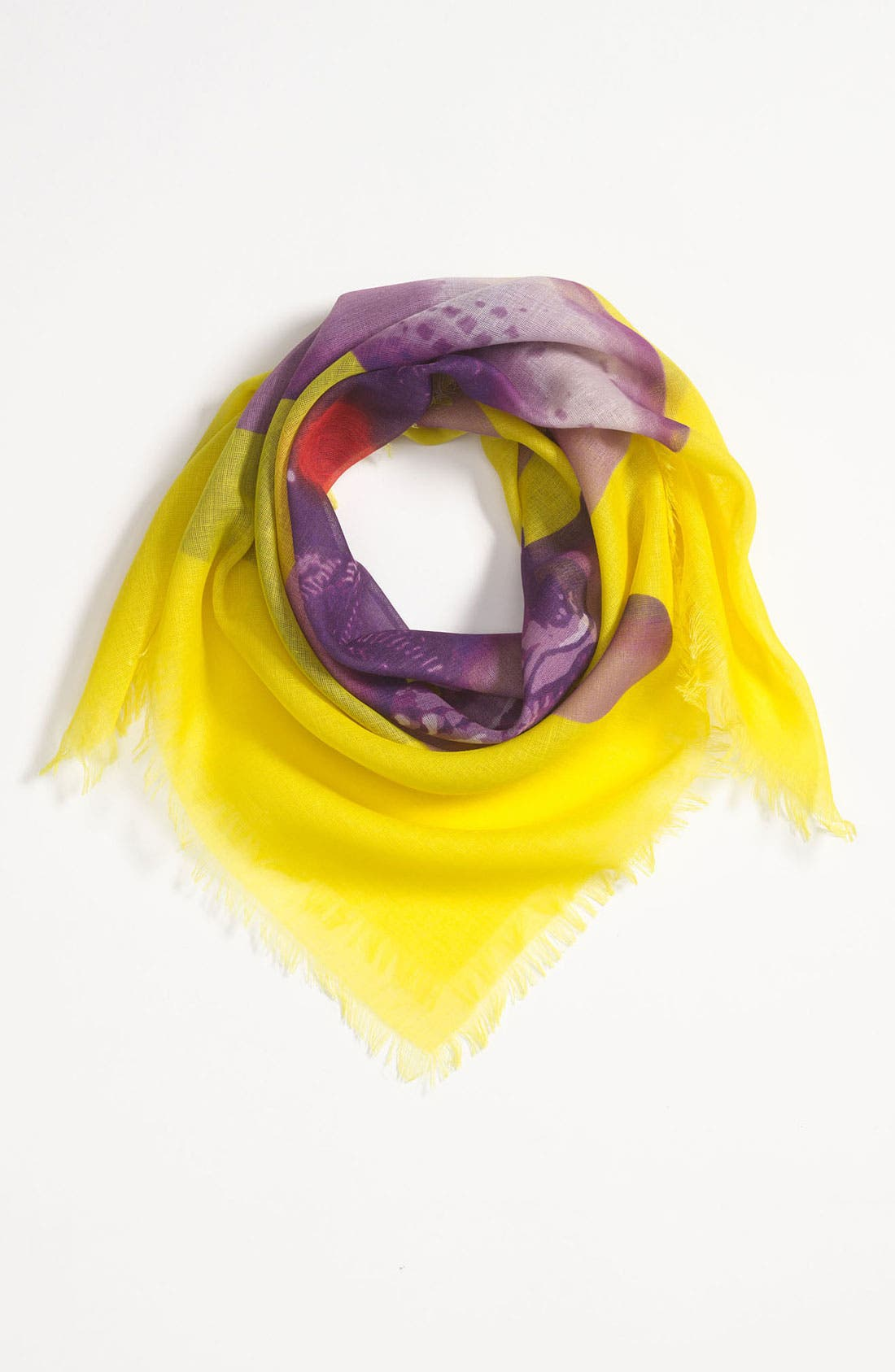 Alternate Image 1 Selected - Tarnish 'Heart in Hand' Scarf