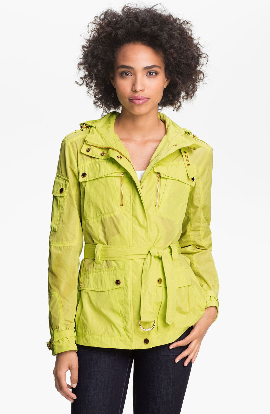 Alternate Image 1 Selected - Trina Turk 'Hamptons' Anorak