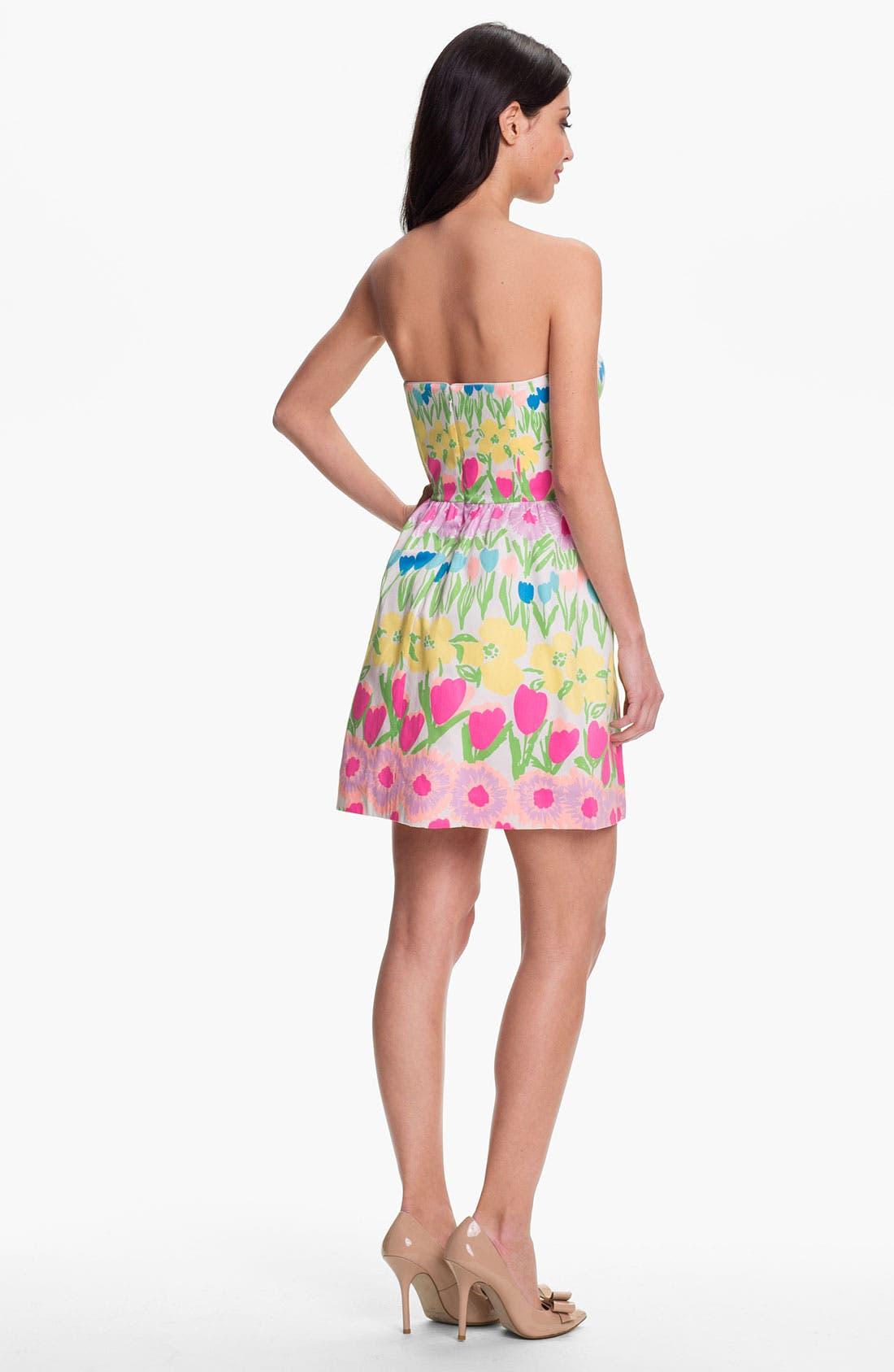 Alternate Image 2  - Lilly Pulitzer® 'Payton' Print Fit & Flare Dress