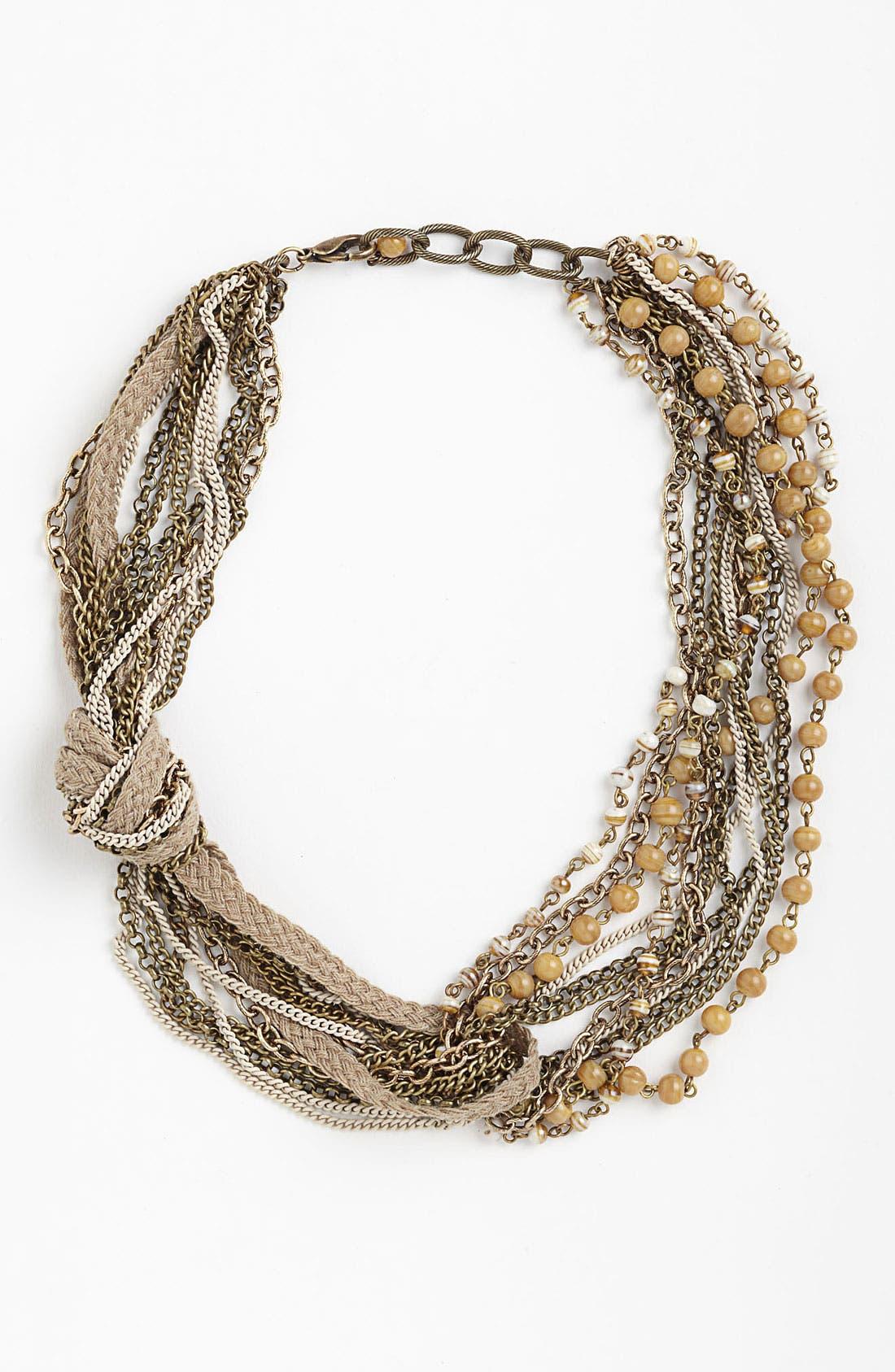 Alternate Image 1 Selected - Bonnie Jonas Multistrand Necklace