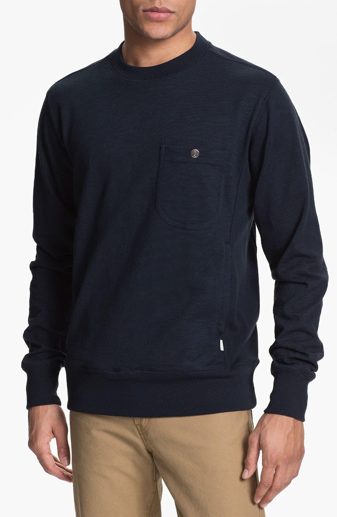 Alternate Image 1 Selected - Burton 'Grafton' Crewneck Sweatshirt