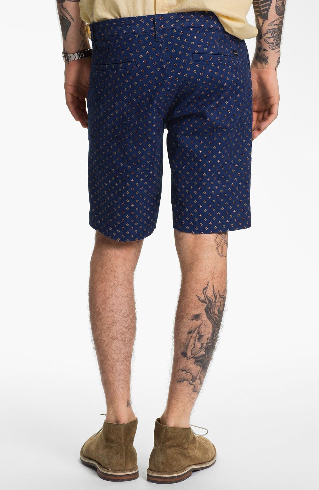 Alternate Image 2  - Obey 'Tarmac' Shorts
