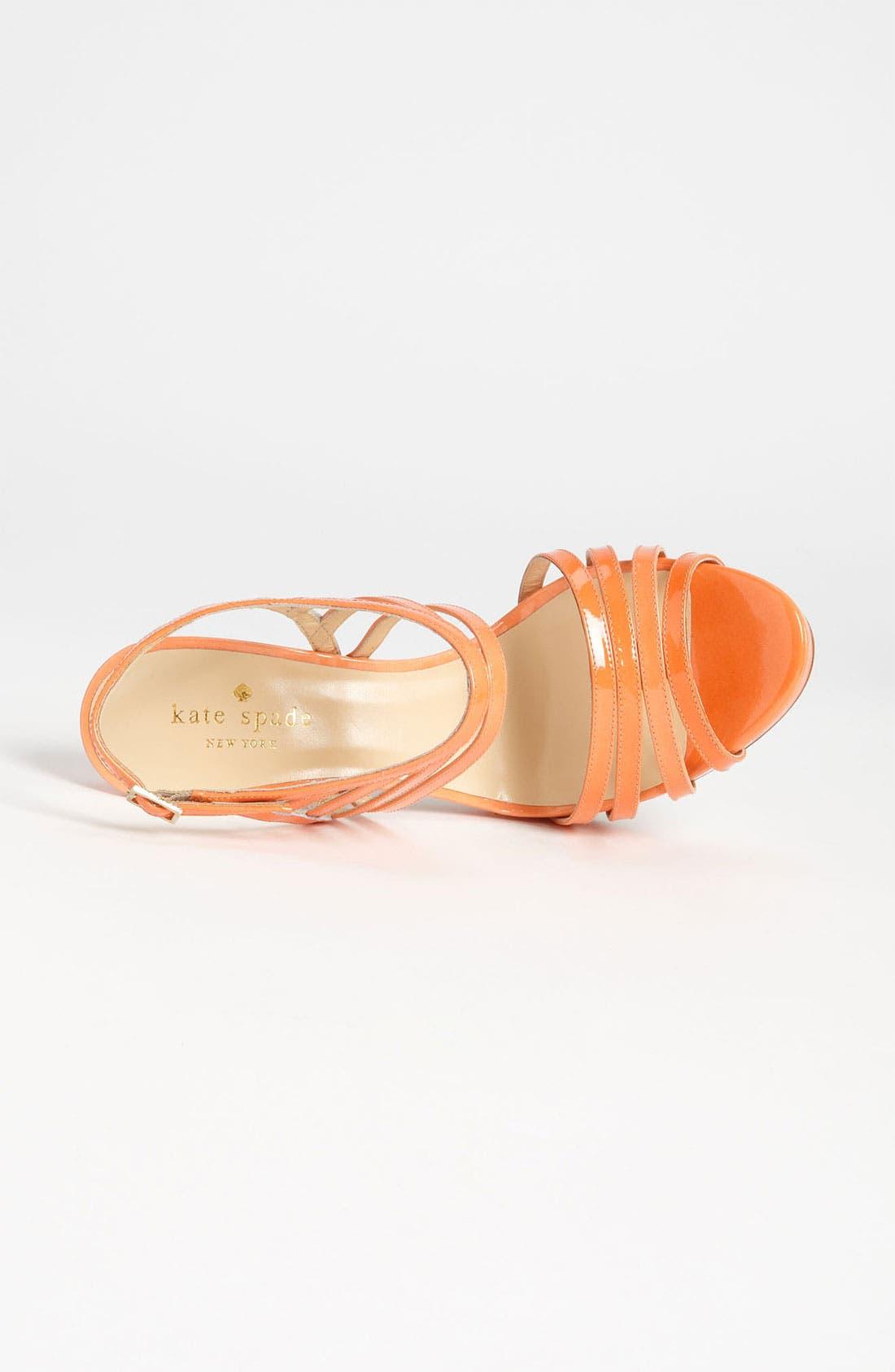Alternate Image 3  - kate spade new york 'raven' sandal