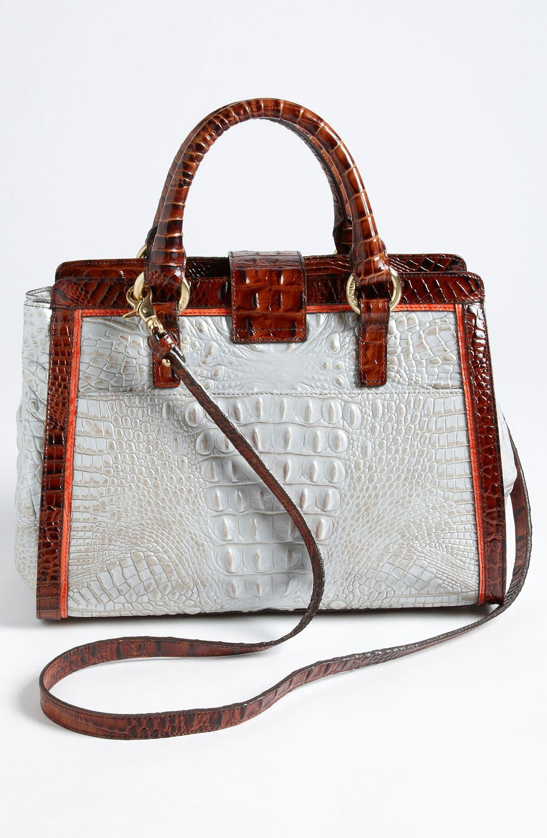 Alternate Image 4  - Brahmin 'Tri Color Annabelle' Handbag