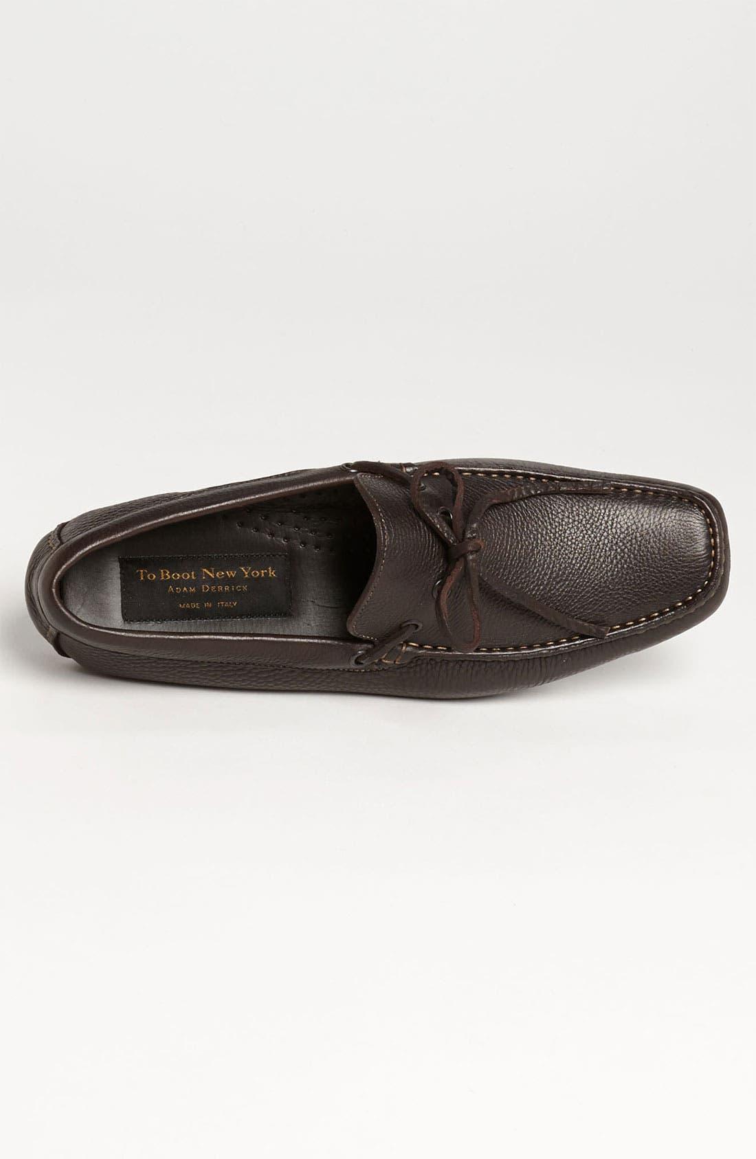 Alternate Image 3  - To Boot New York 'Watson' Driving Shoe